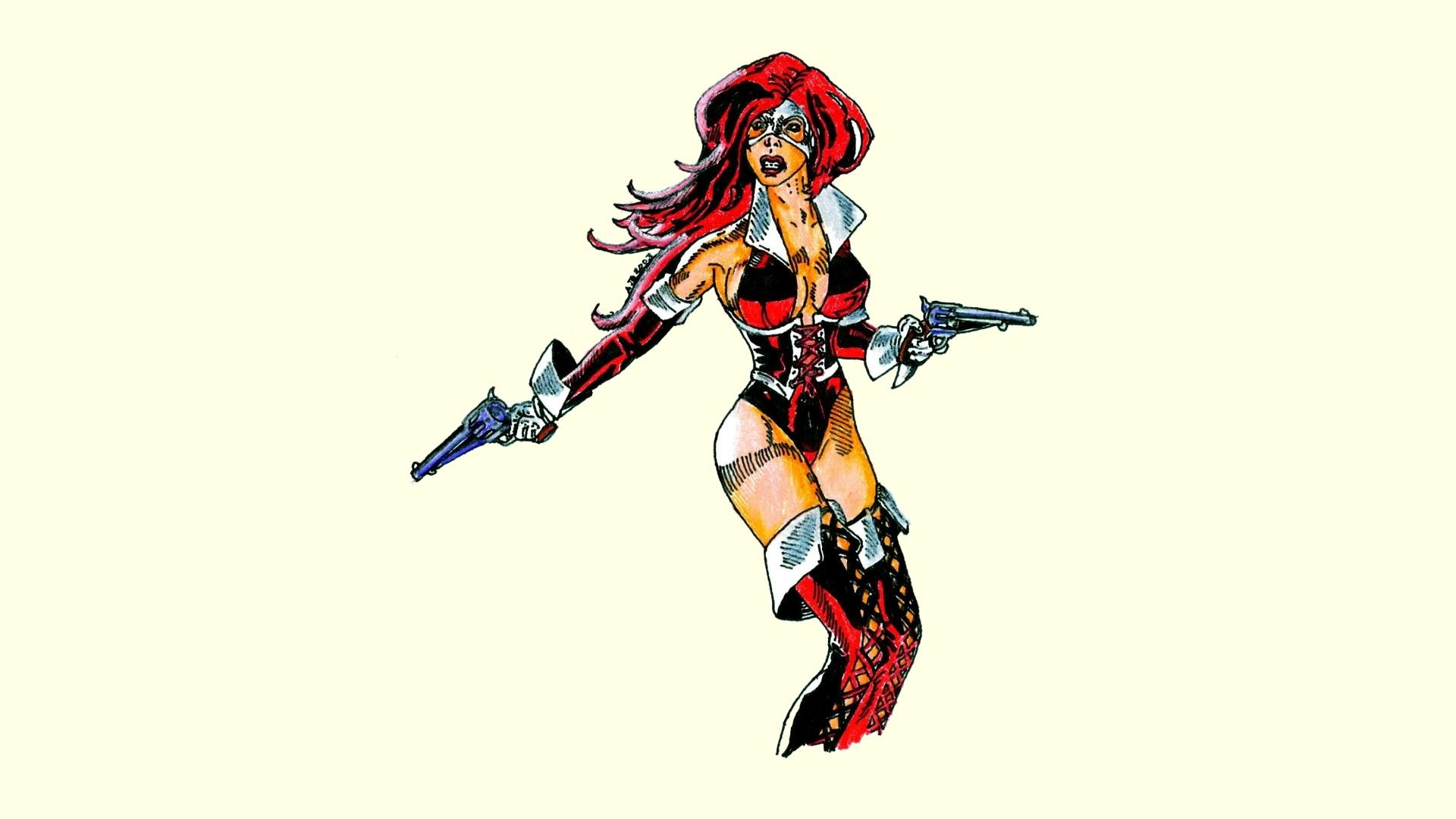 Lady Rawhide wallpapers HD quality