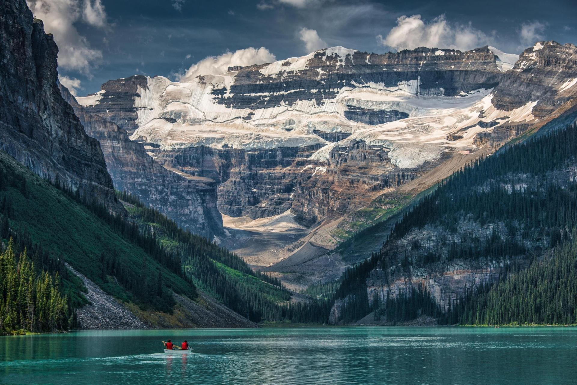 Lake Louise wallpapers HD quality