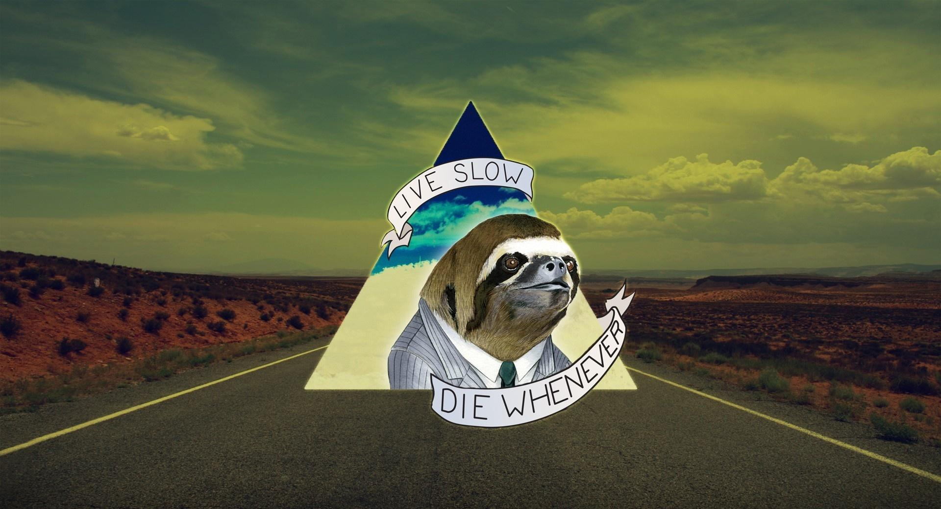 Live Slow Die Whenever wallpapers HD quality