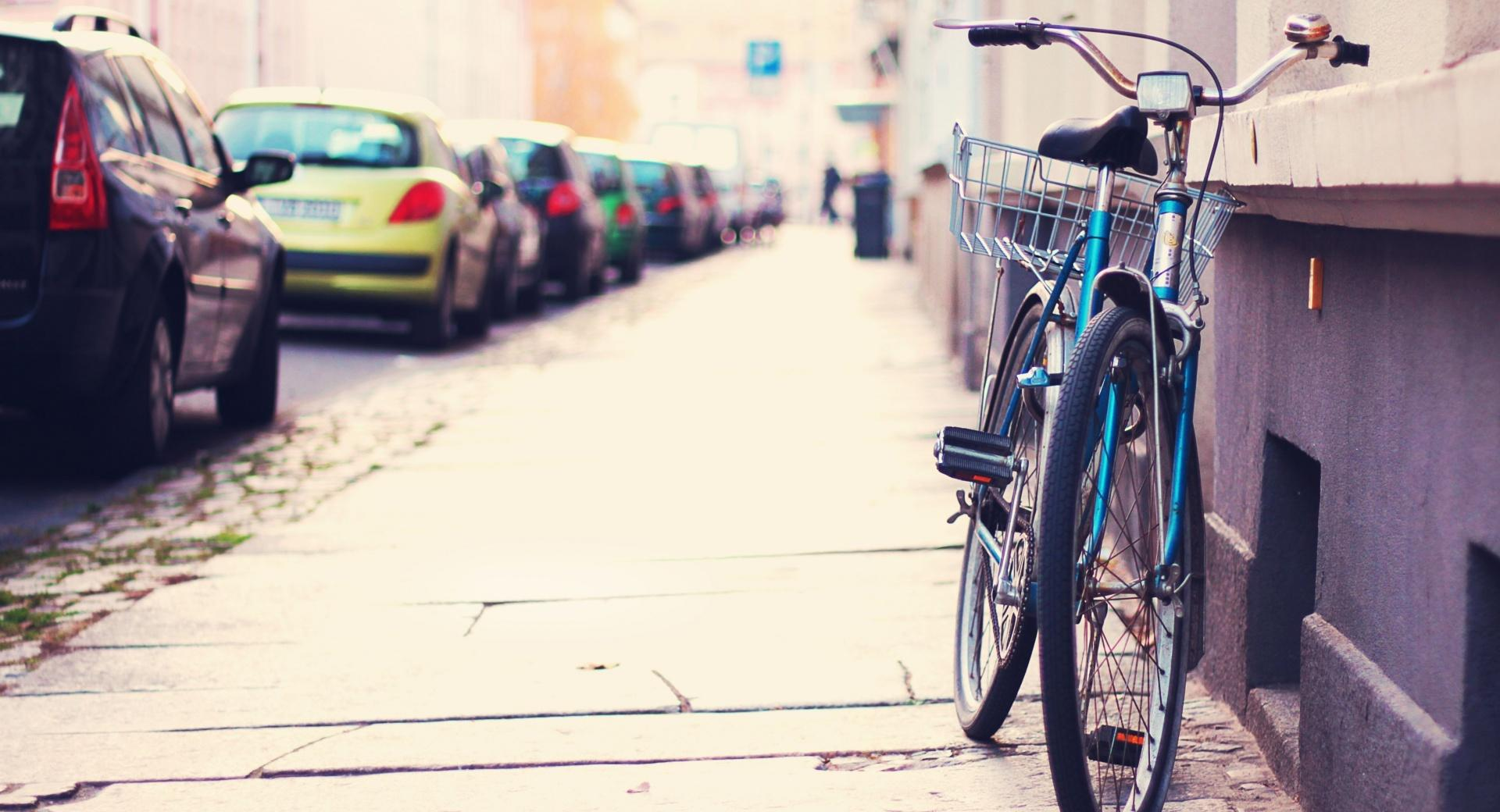 Lonely Bicycle wallpapers HD quality