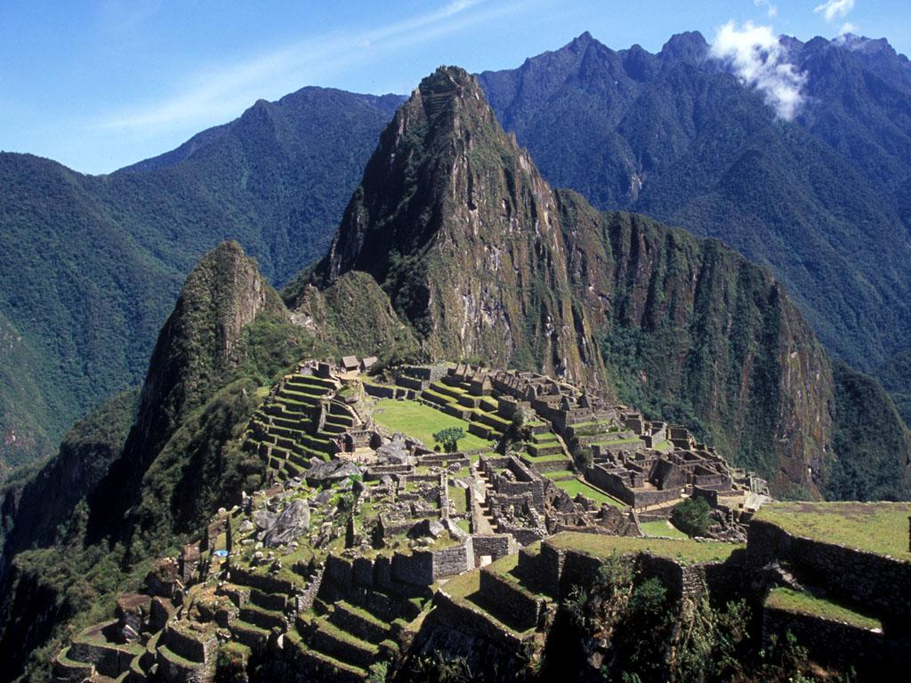 Machu Picchu wallpapers HD quality