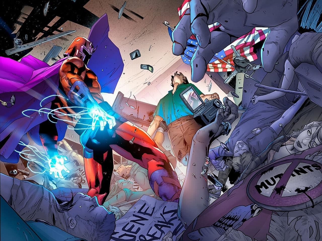 Magneto Comics wallpapers HD quality