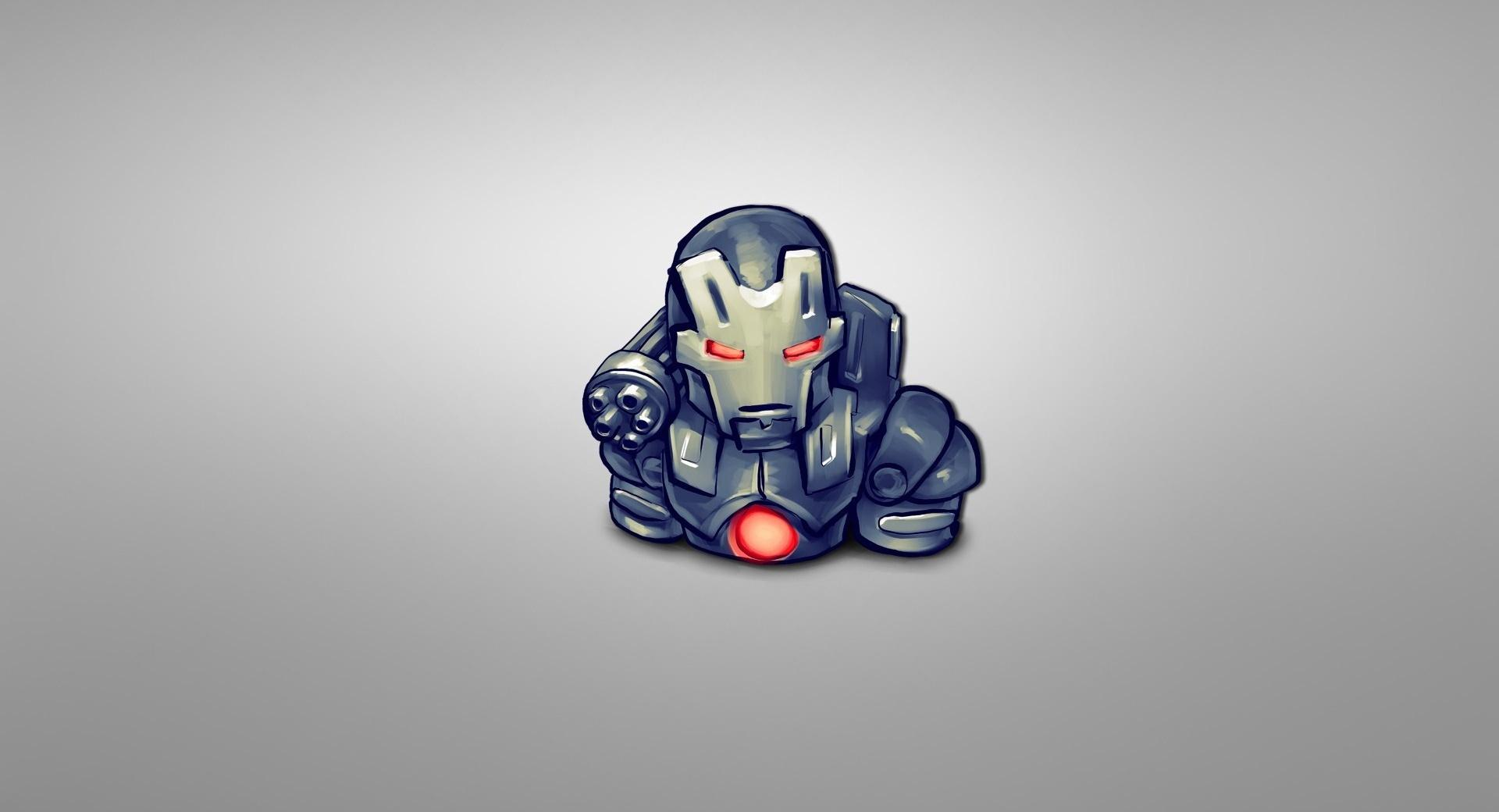 Marvels War Machine wallpapers HD quality