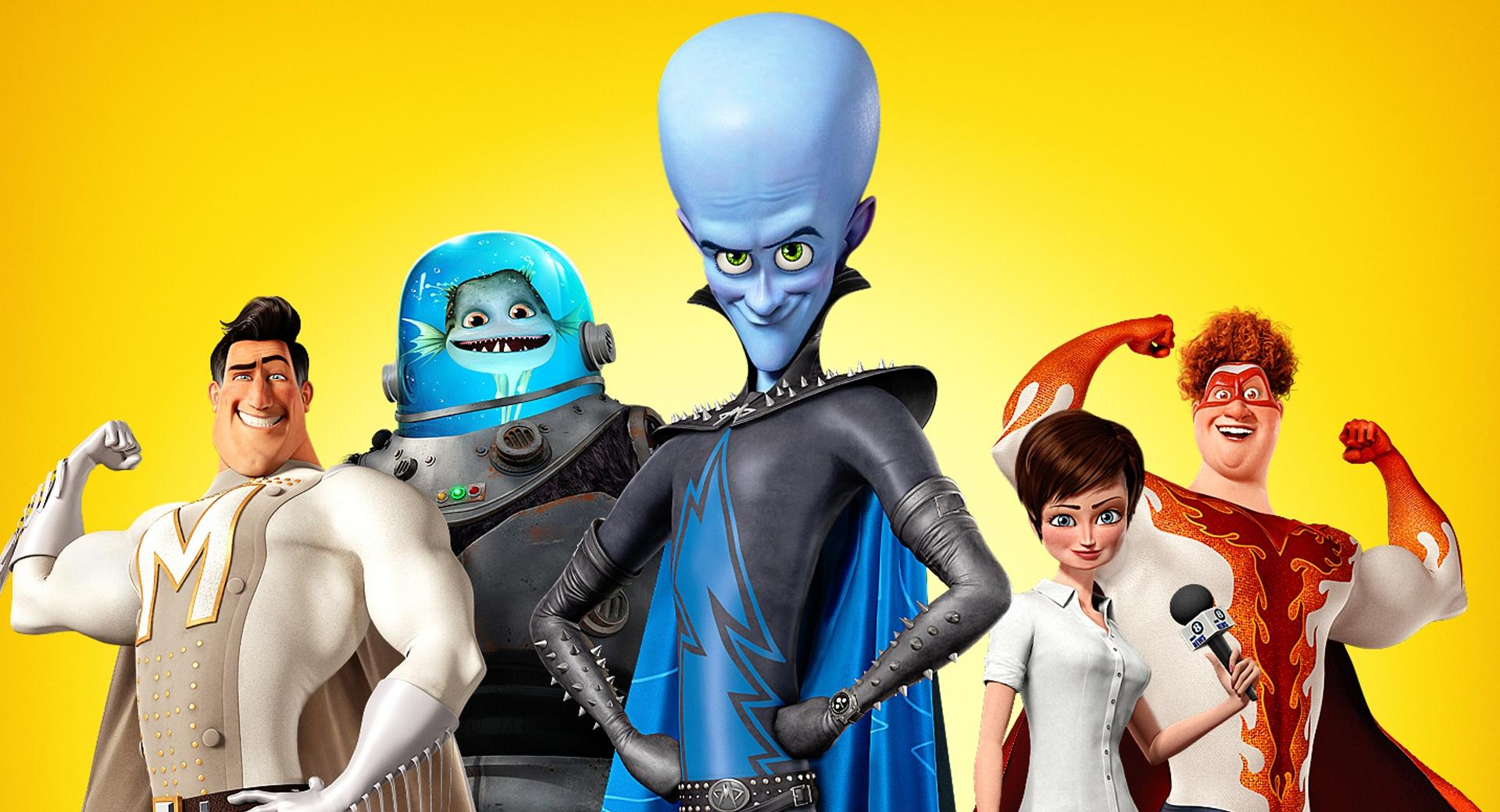 Megamind Movie 2010 wallpapers HD quality