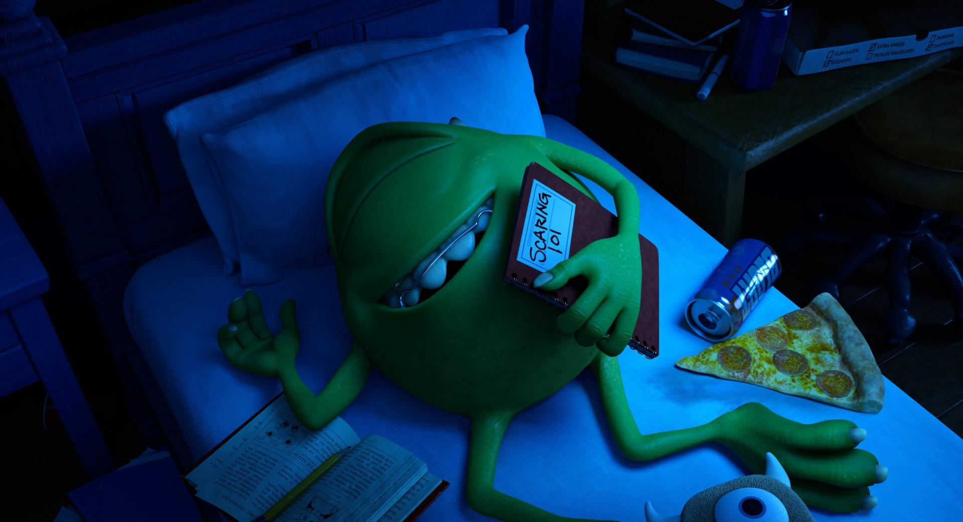 Monster University 2013 Mike wallpapers HD quality