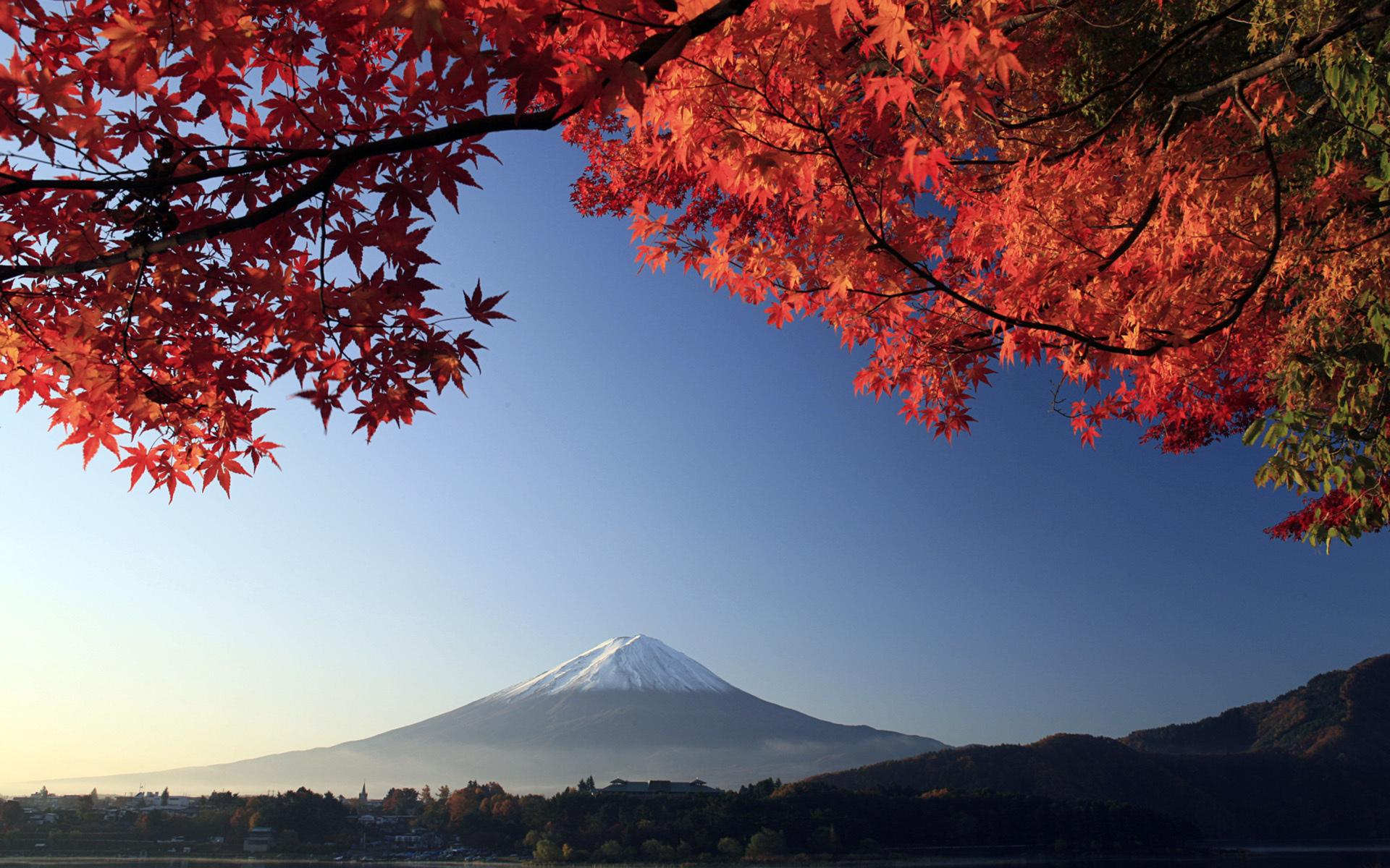 Mount Fuji wallpapers HD quality