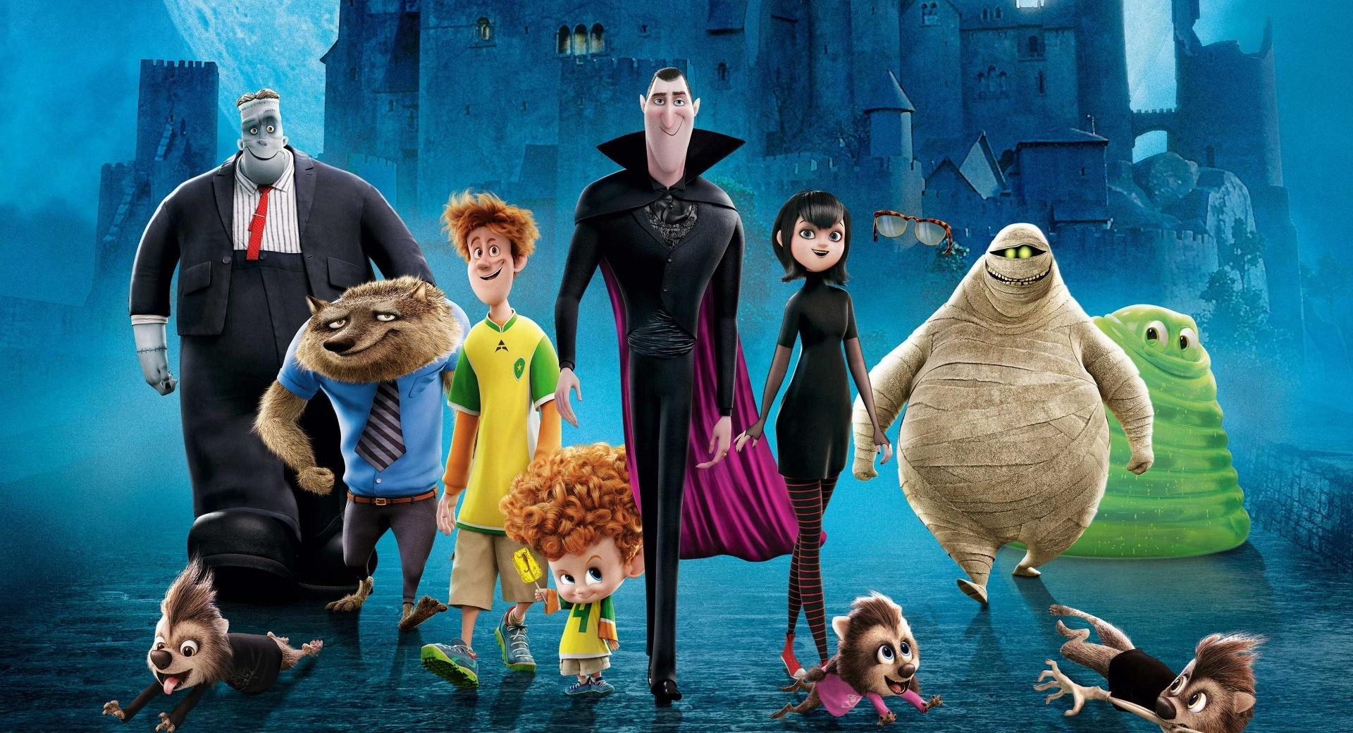 Movie Hotel Transylvania 2 2015 wallpapers HD quality