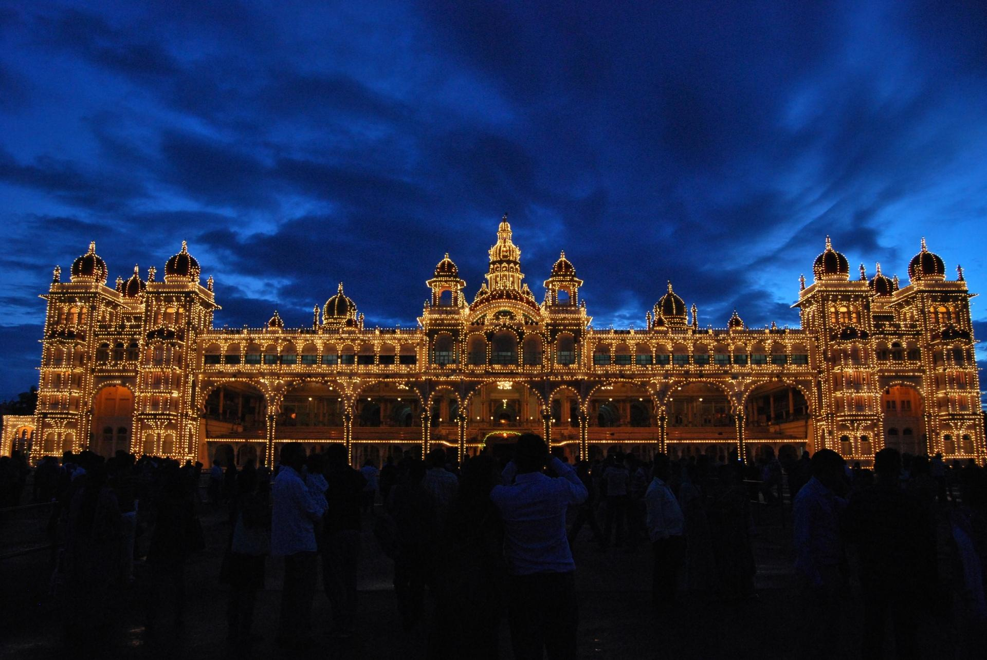 Mysore Palace wallpapers HD quality