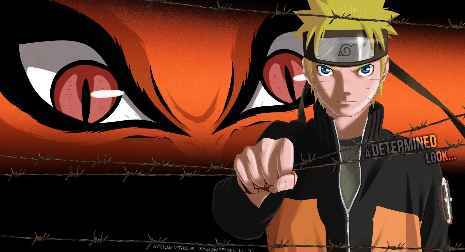 Naruto Shippuden Kyuubi - Naruto Uzumaki wallpapers HD quality