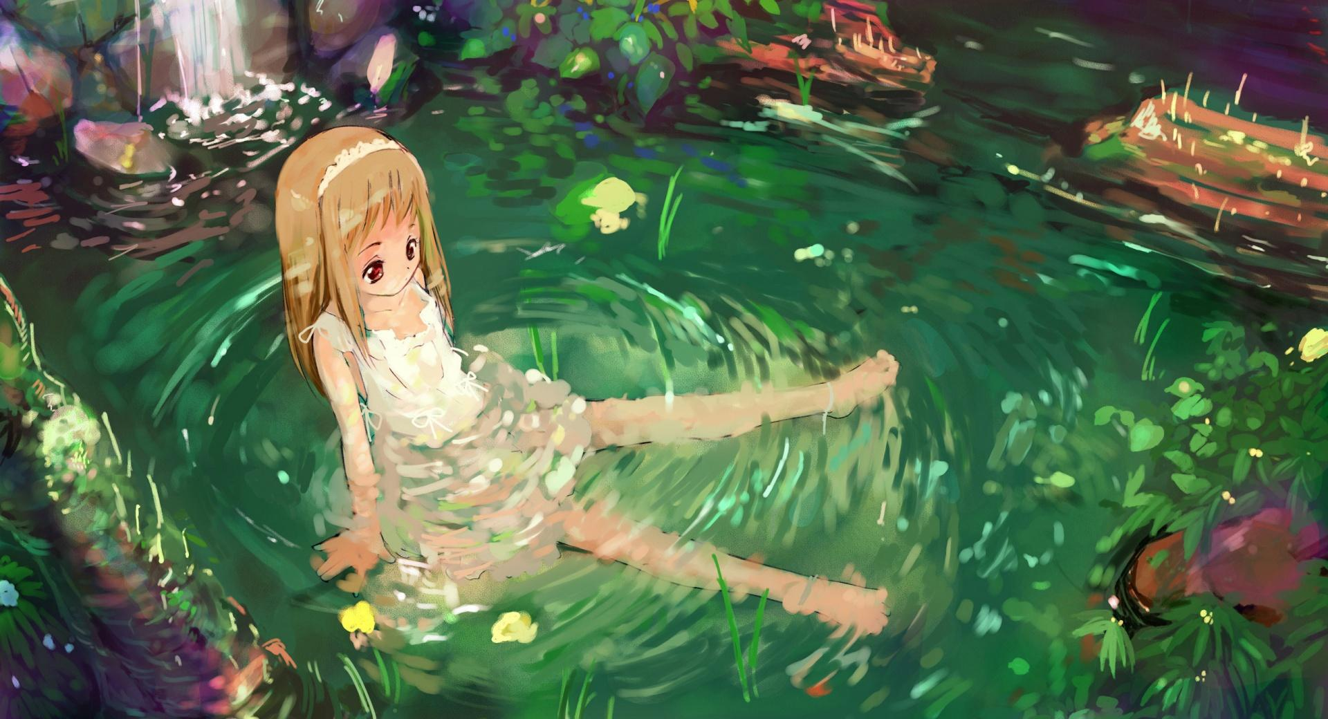 Nature Girl wallpapers HD quality