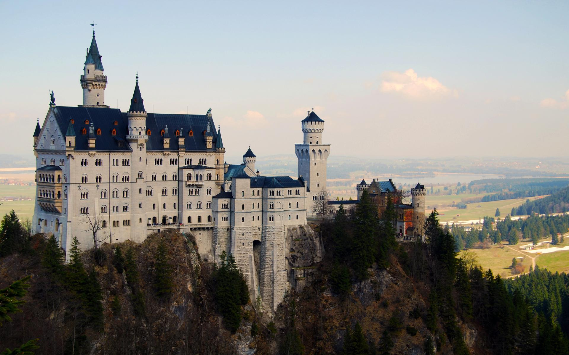 Neuschwanstein Castle wallpapers HD quality