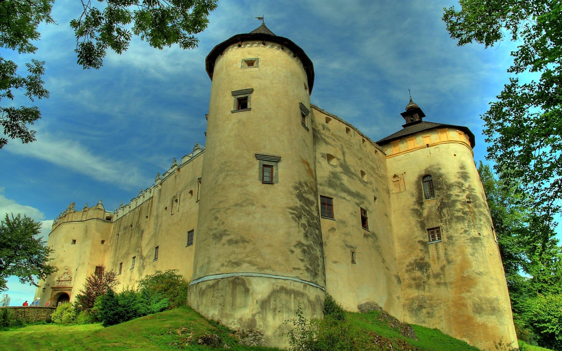 Niedzica Castle wallpapers HD quality