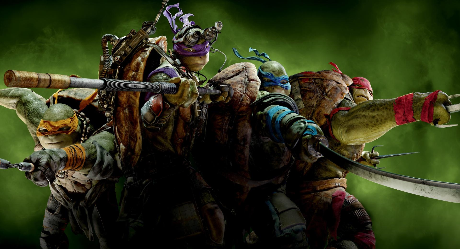 Ninja Turtles 2014 wallpapers HD quality