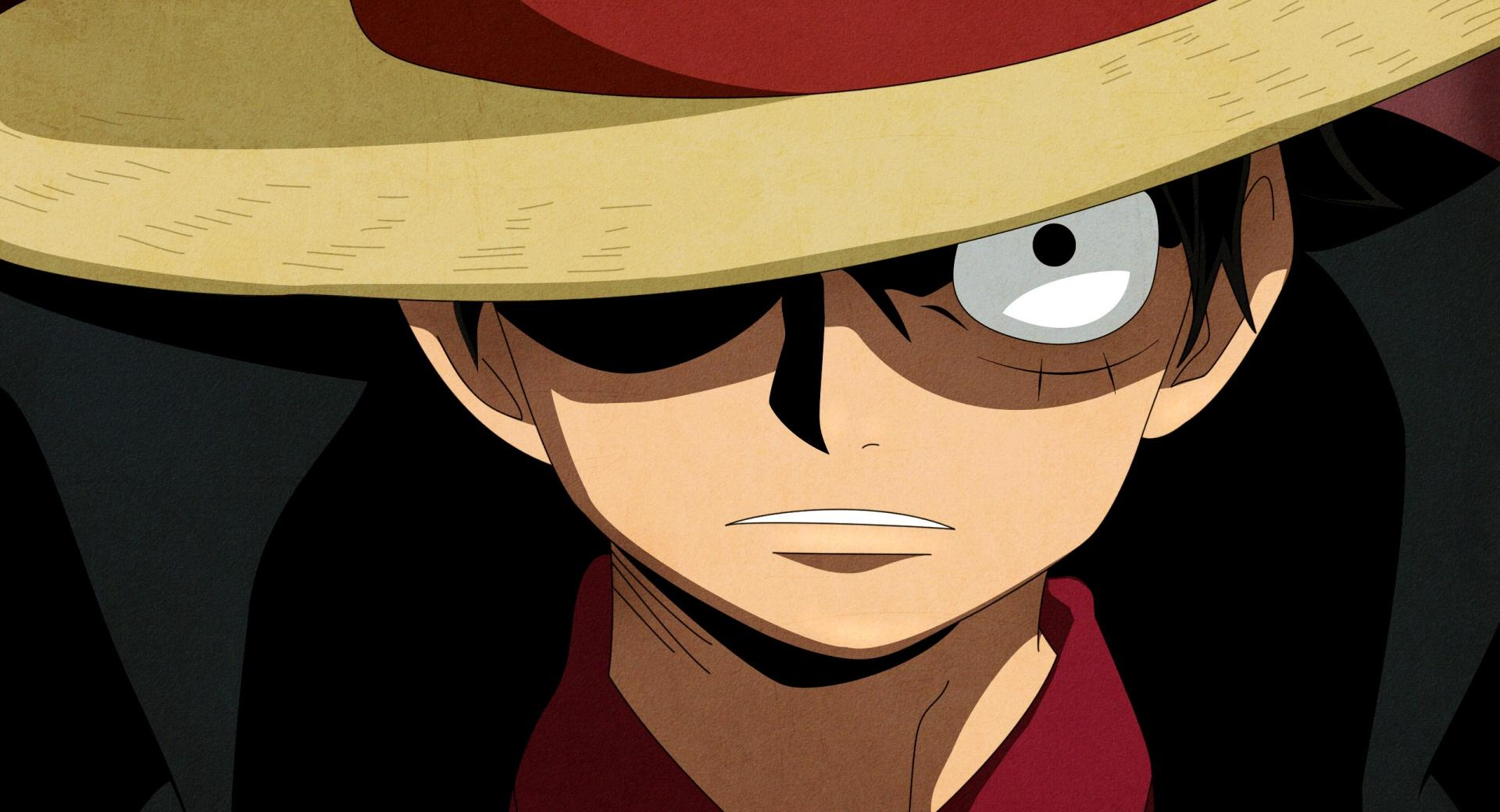 One Piece, Luffy at 1024 x 1024 iPad size wallpapers HD quality