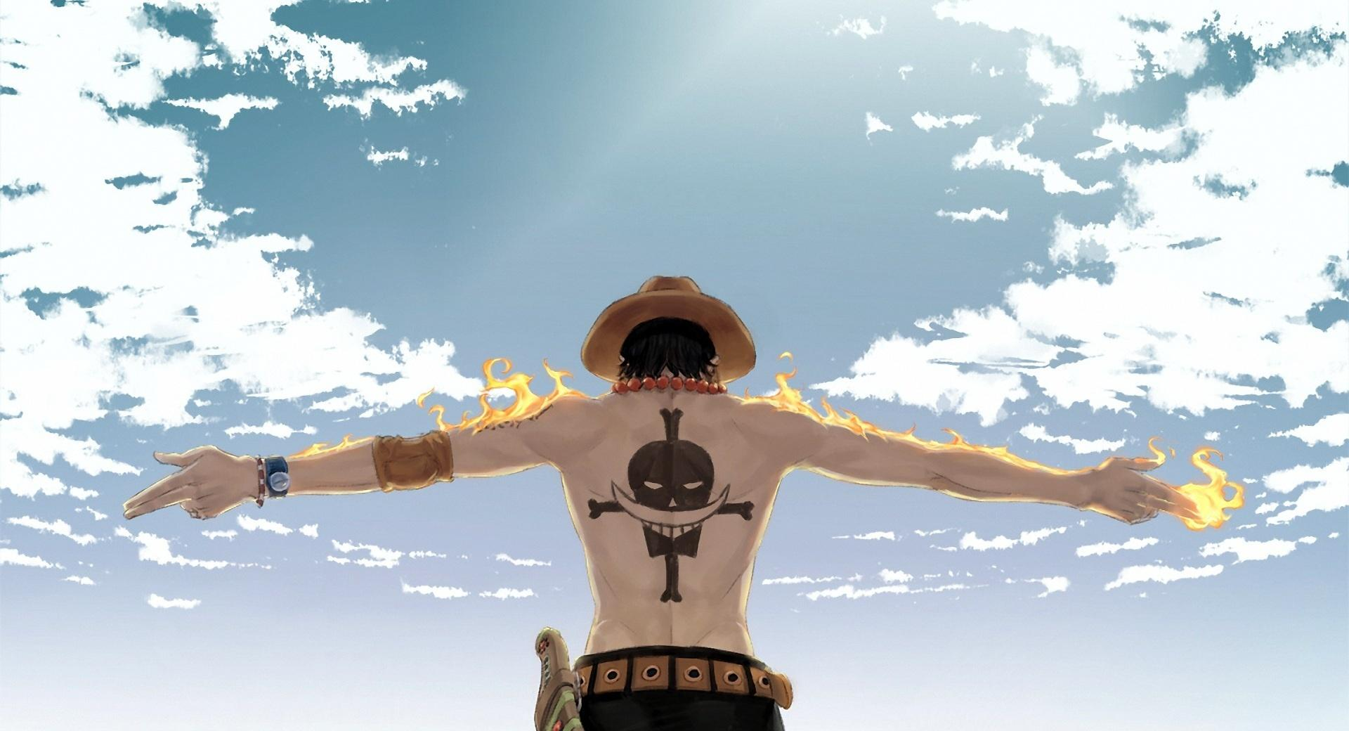 One Piece Ace wallpapers HD quality
