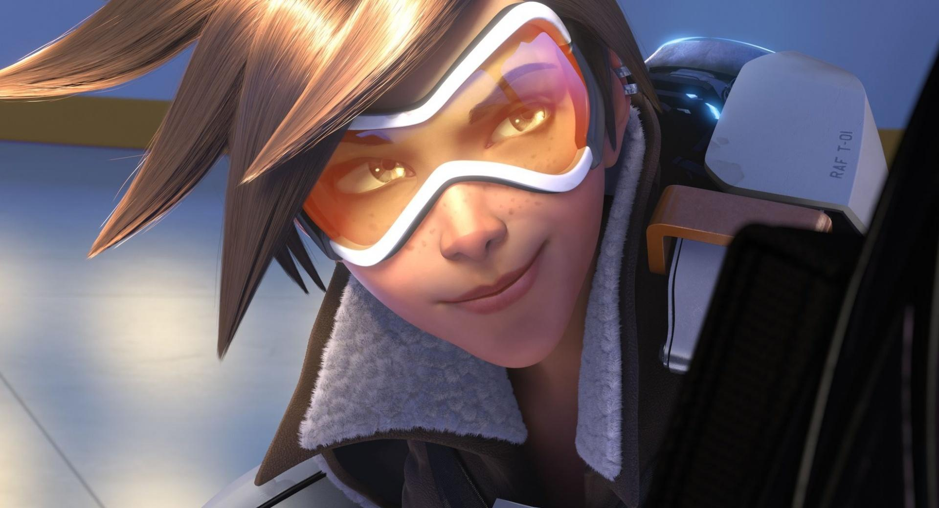 Overwatch Tracer wallpapers HD quality
