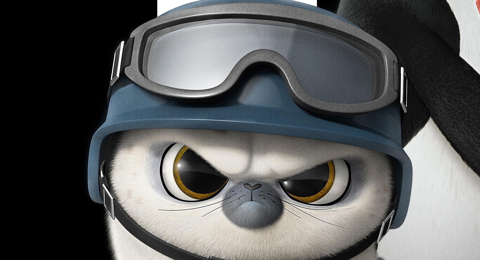 Penguins of Madagascar Short Fuse wallpapers HD quality