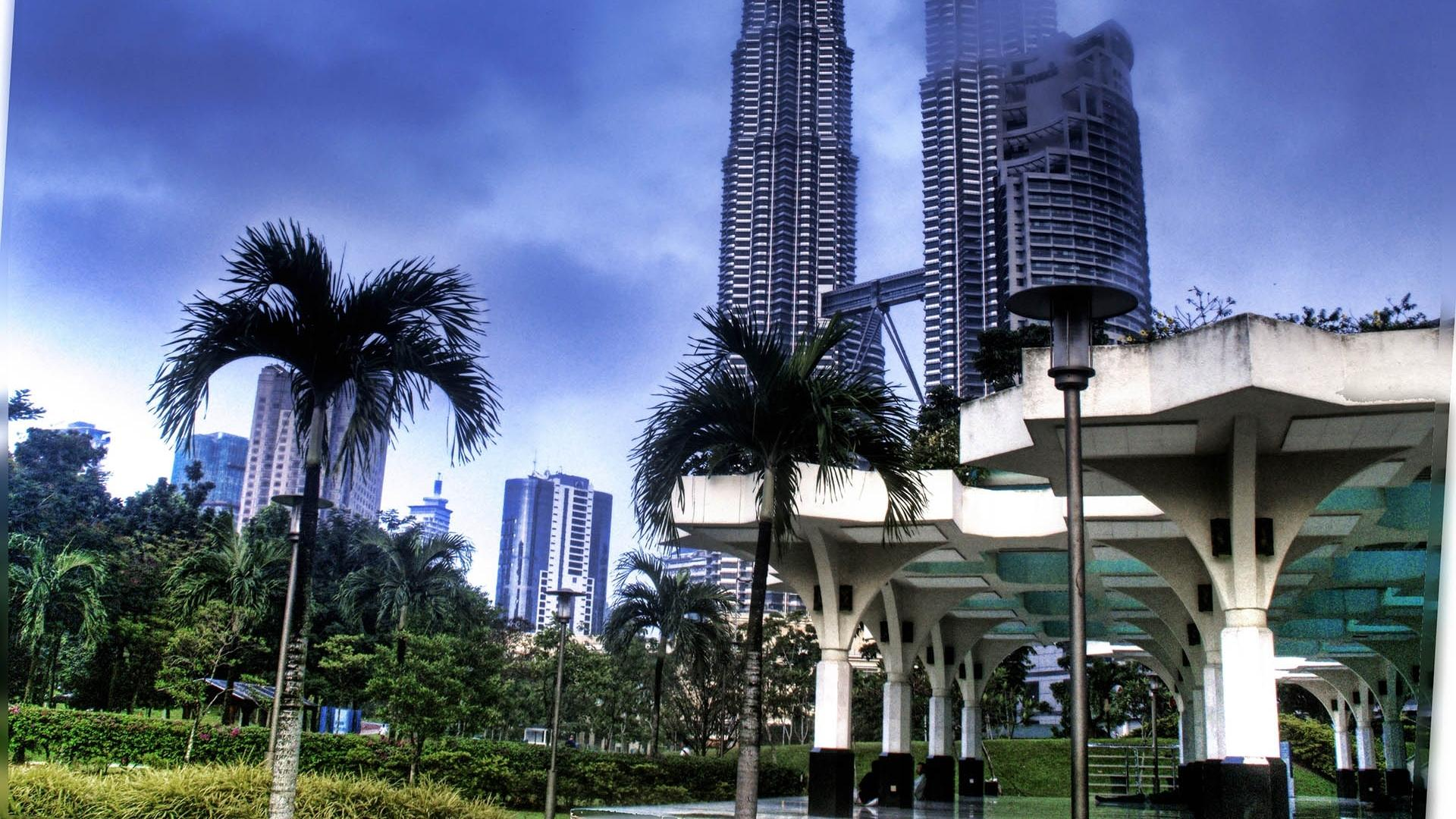 Petronas Towers wallpapers HD quality