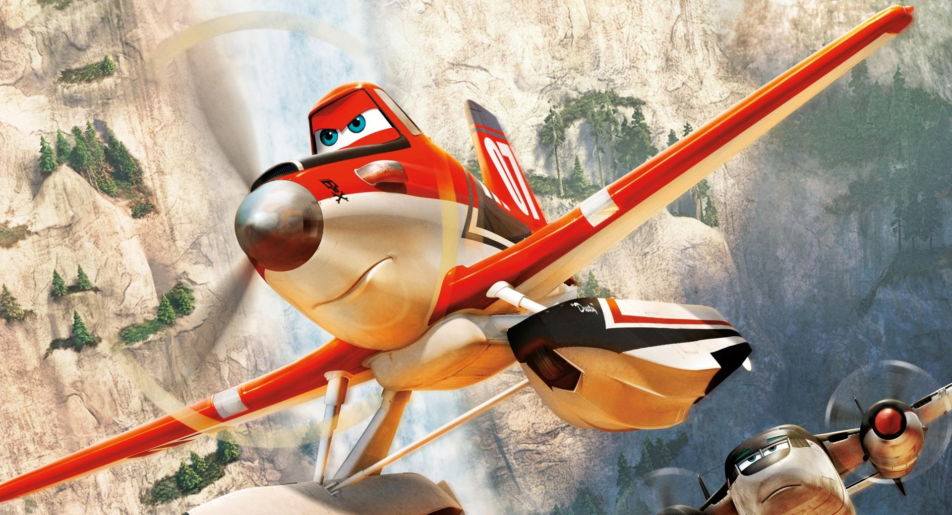 Planes Fire and Rescue 2014 wallpapers HD quality