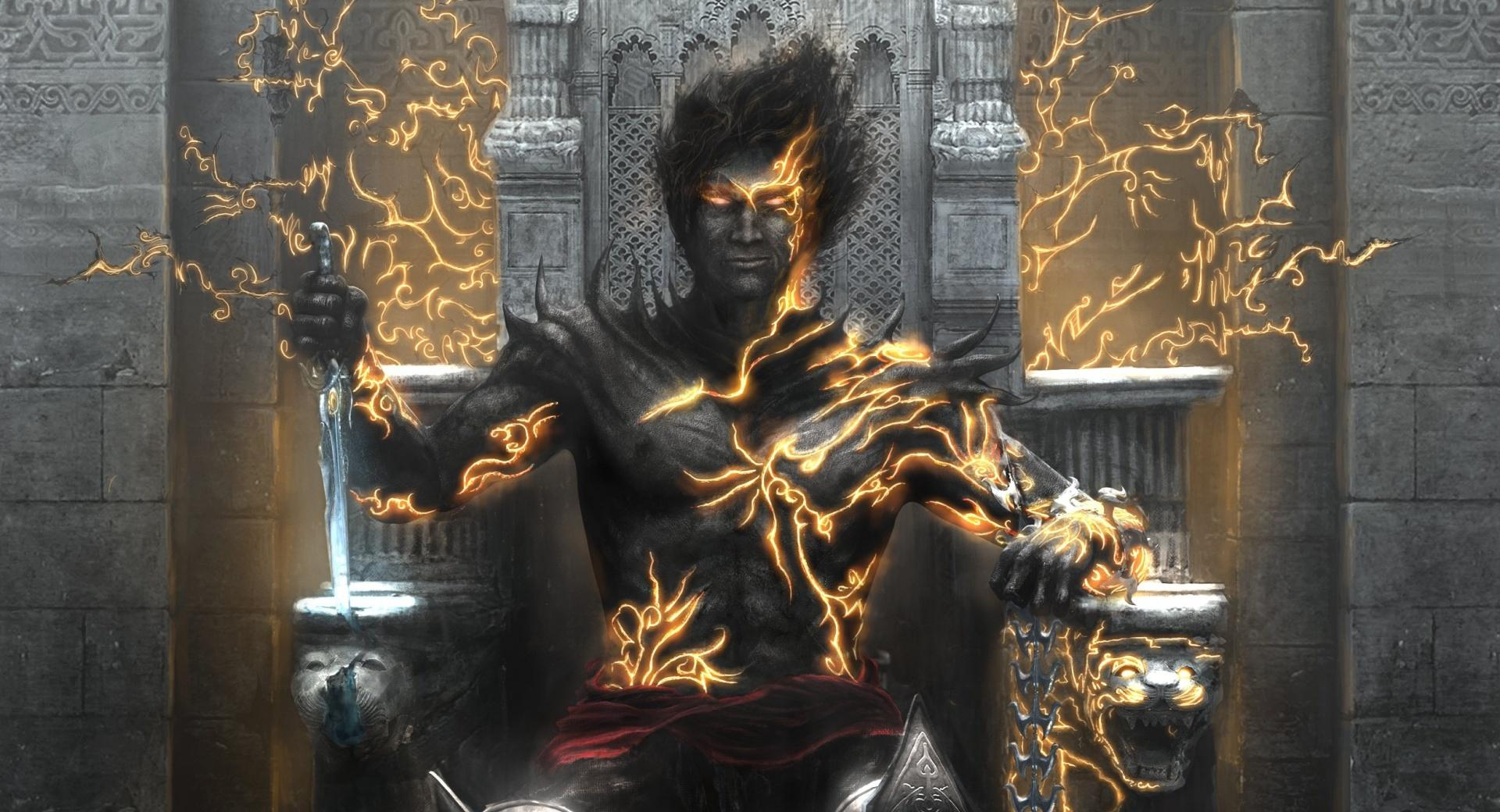 Prince Of Persia The Two Thrones Dark Prince wallpapers HD quality