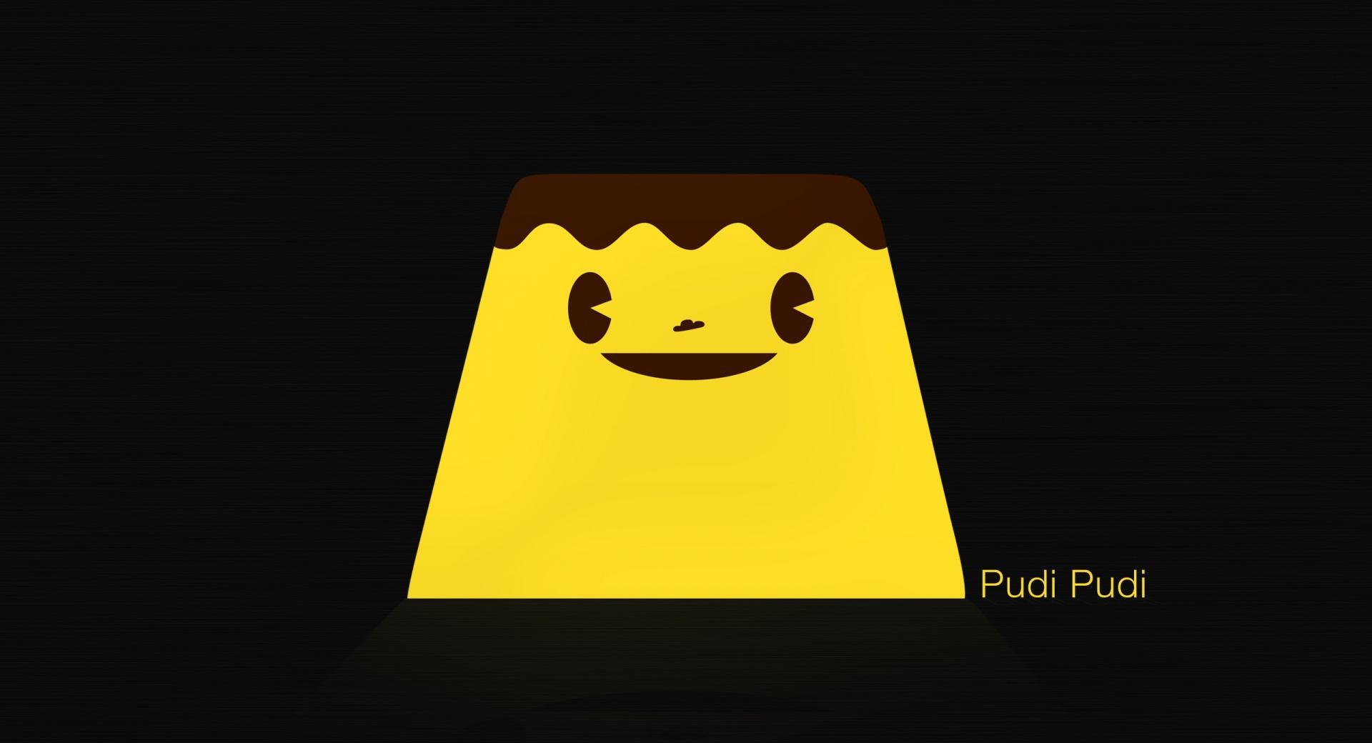 Pudding Vector Art wallpapers HD quality