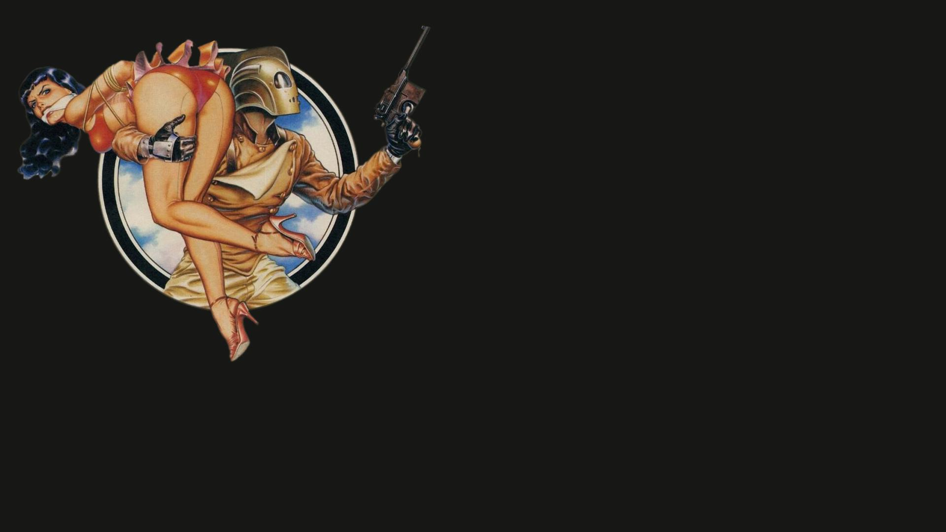 Rocketeer Comics wallpapers HD quality