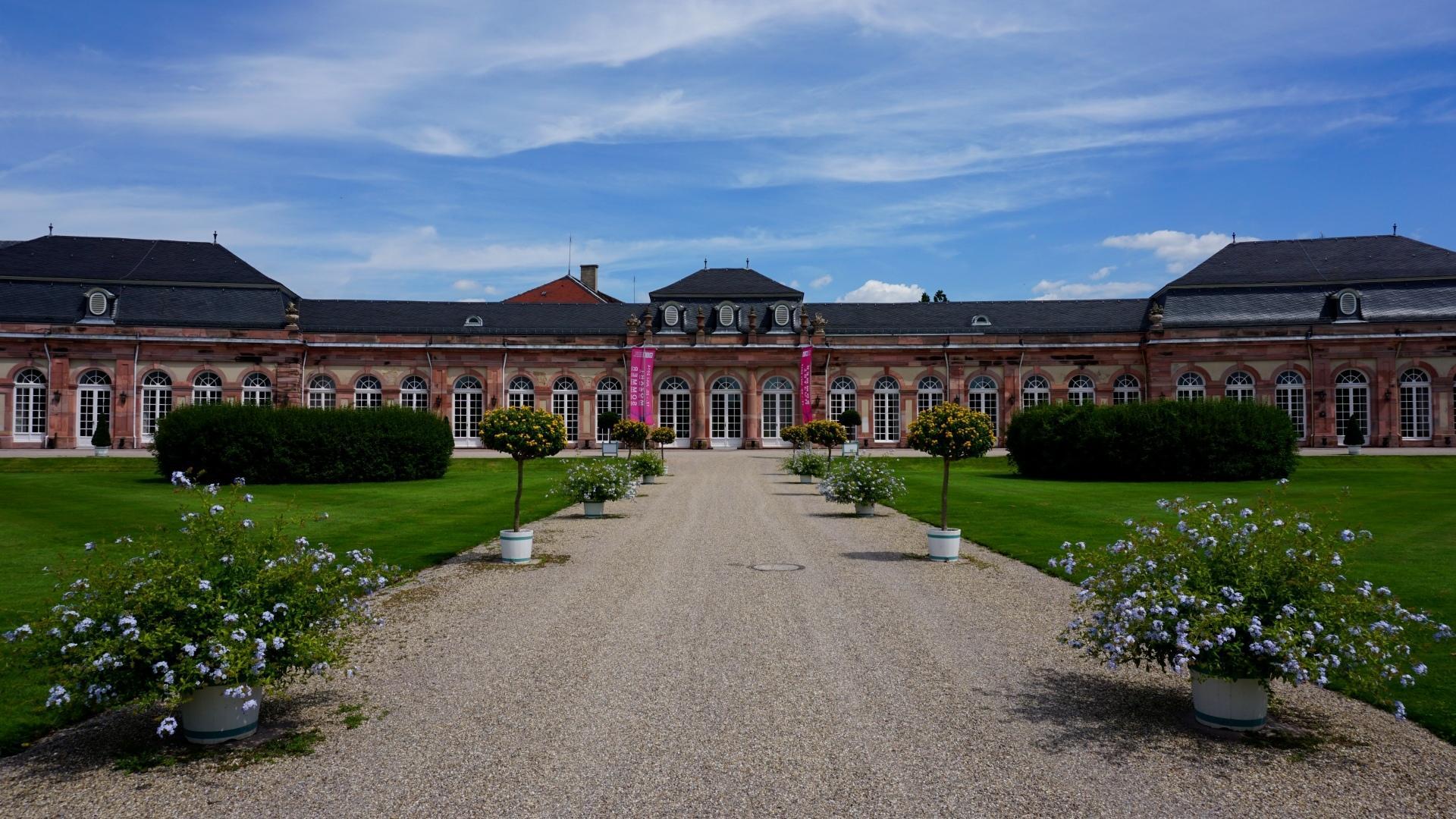 Schwetzingen Palace wallpapers HD quality