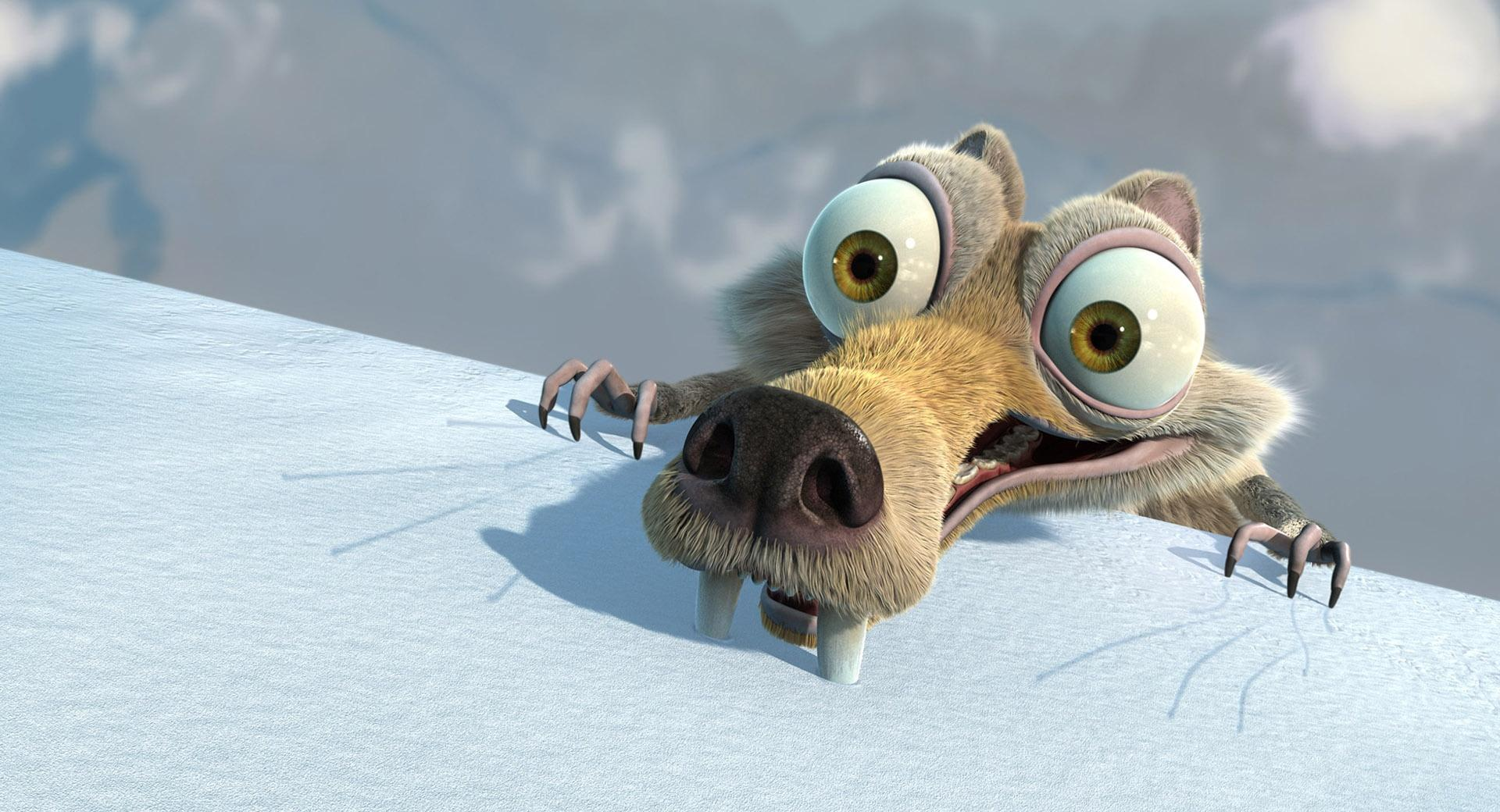 Scrat Ice Age wallpapers HD quality