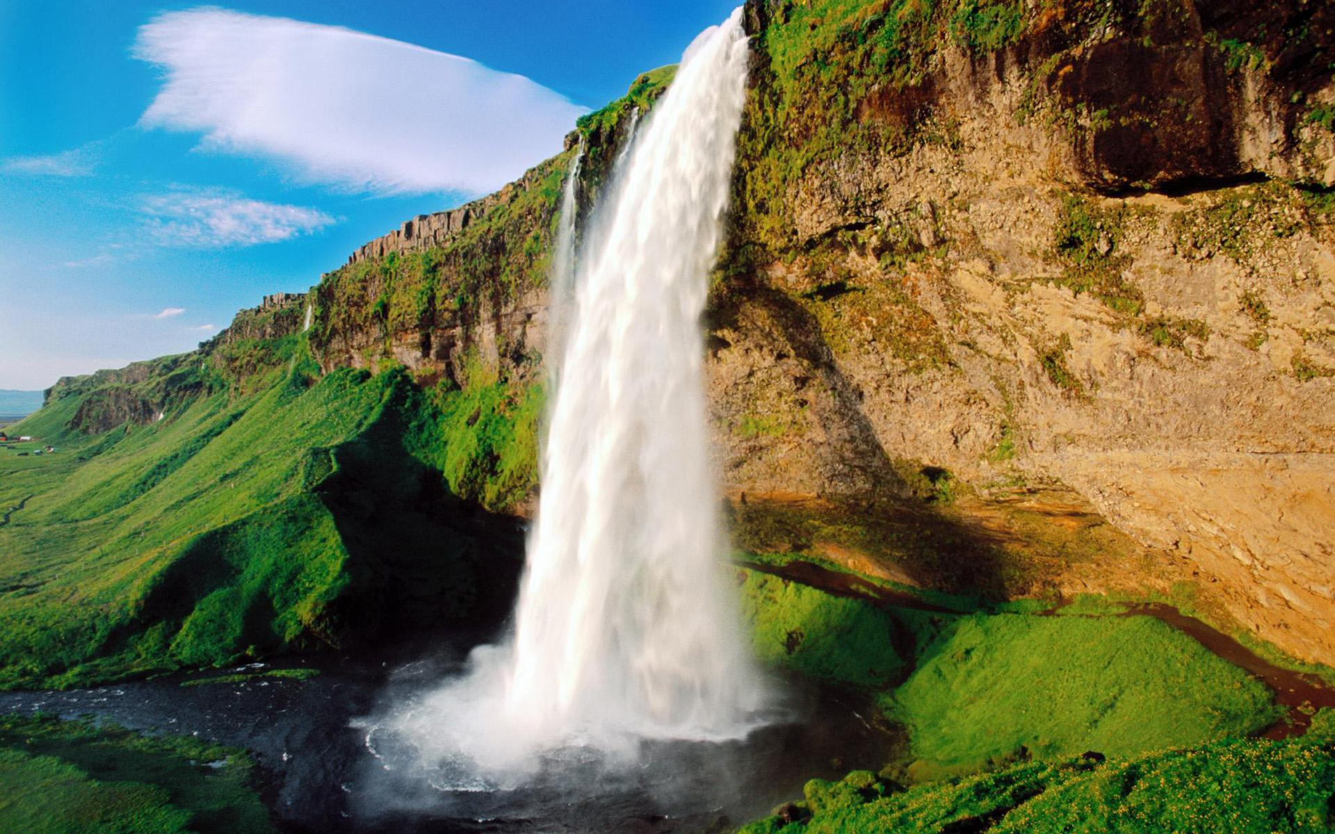 Seljalandsfoss wallpapers HD quality