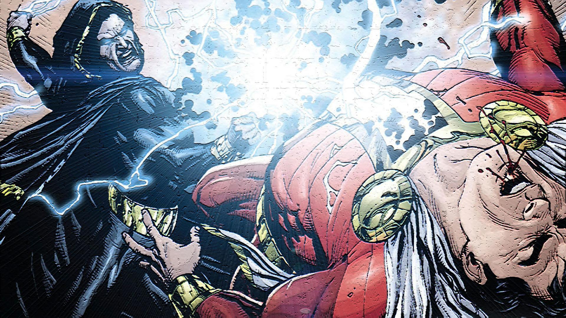 Shazam! Comics wallpapers HD quality