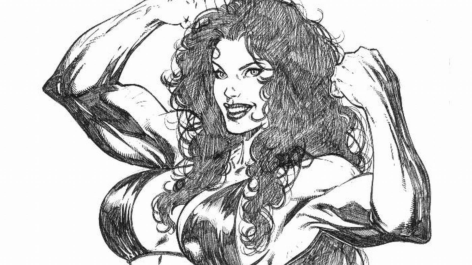 She-Hulk Comics wallpapers HD quality
