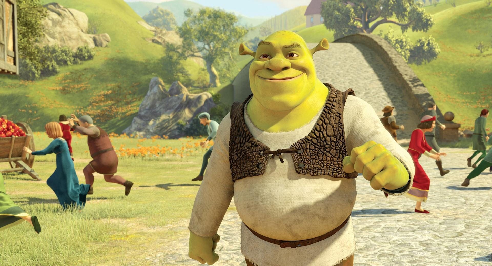 Shrek Forever After Movie wallpapers HD quality