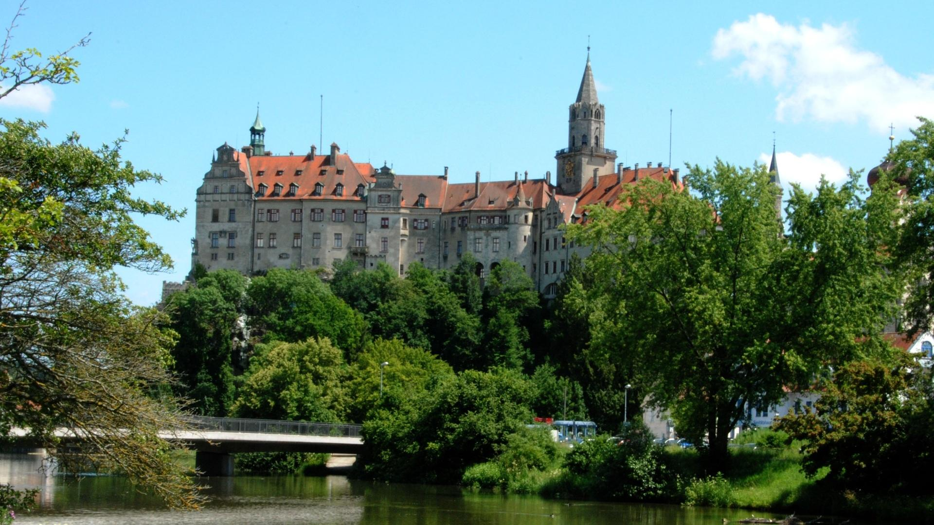 Sigmaringen Castle wallpapers HD quality