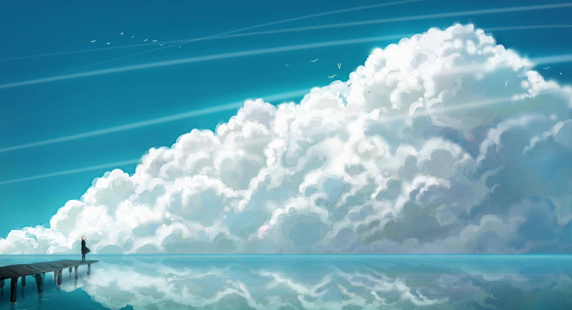 Sky Clouds wallpapers HD quality