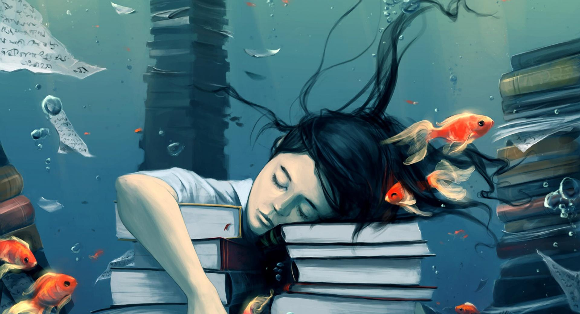 Sleeping Painting wallpapers HD quality