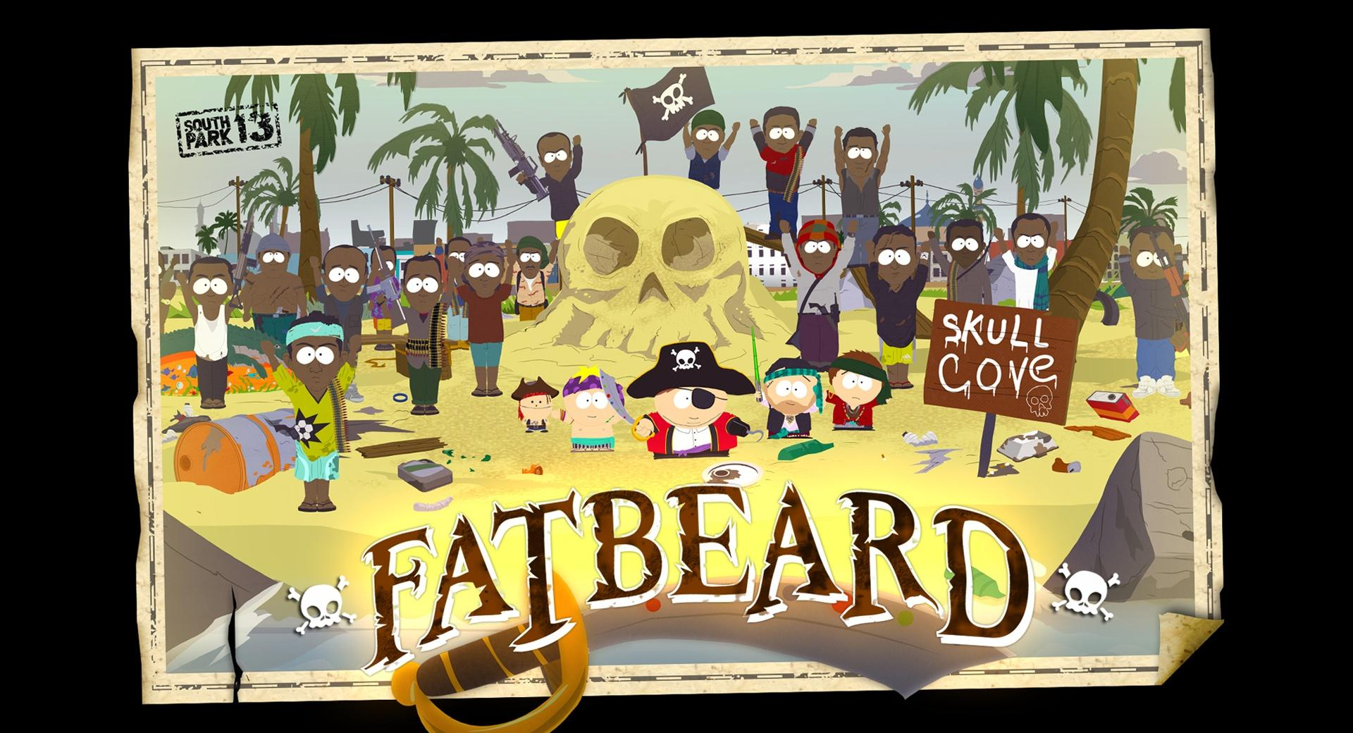 South Park - Fatbeard wallpapers HD quality