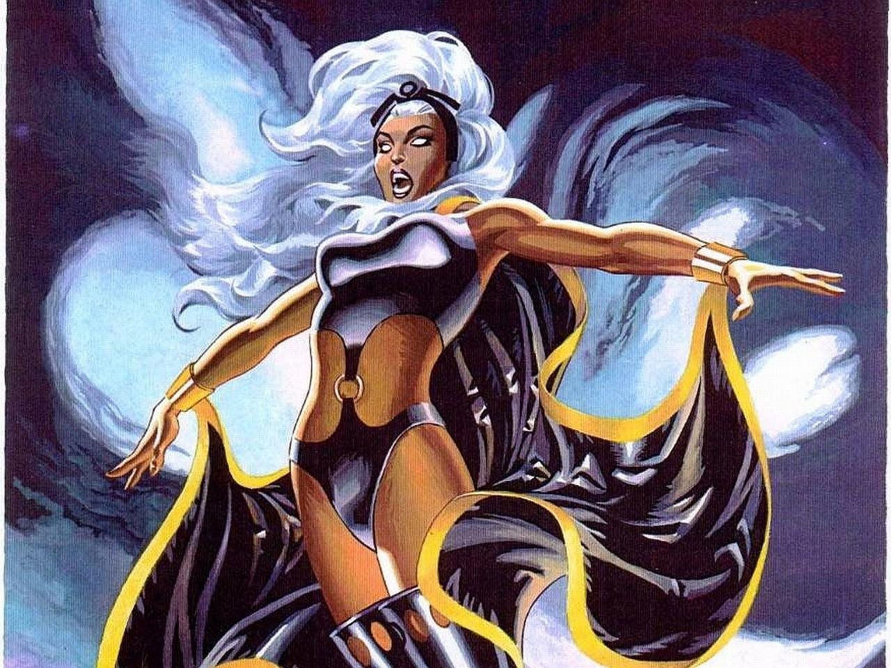 Storm Comics wallpapers HD quality