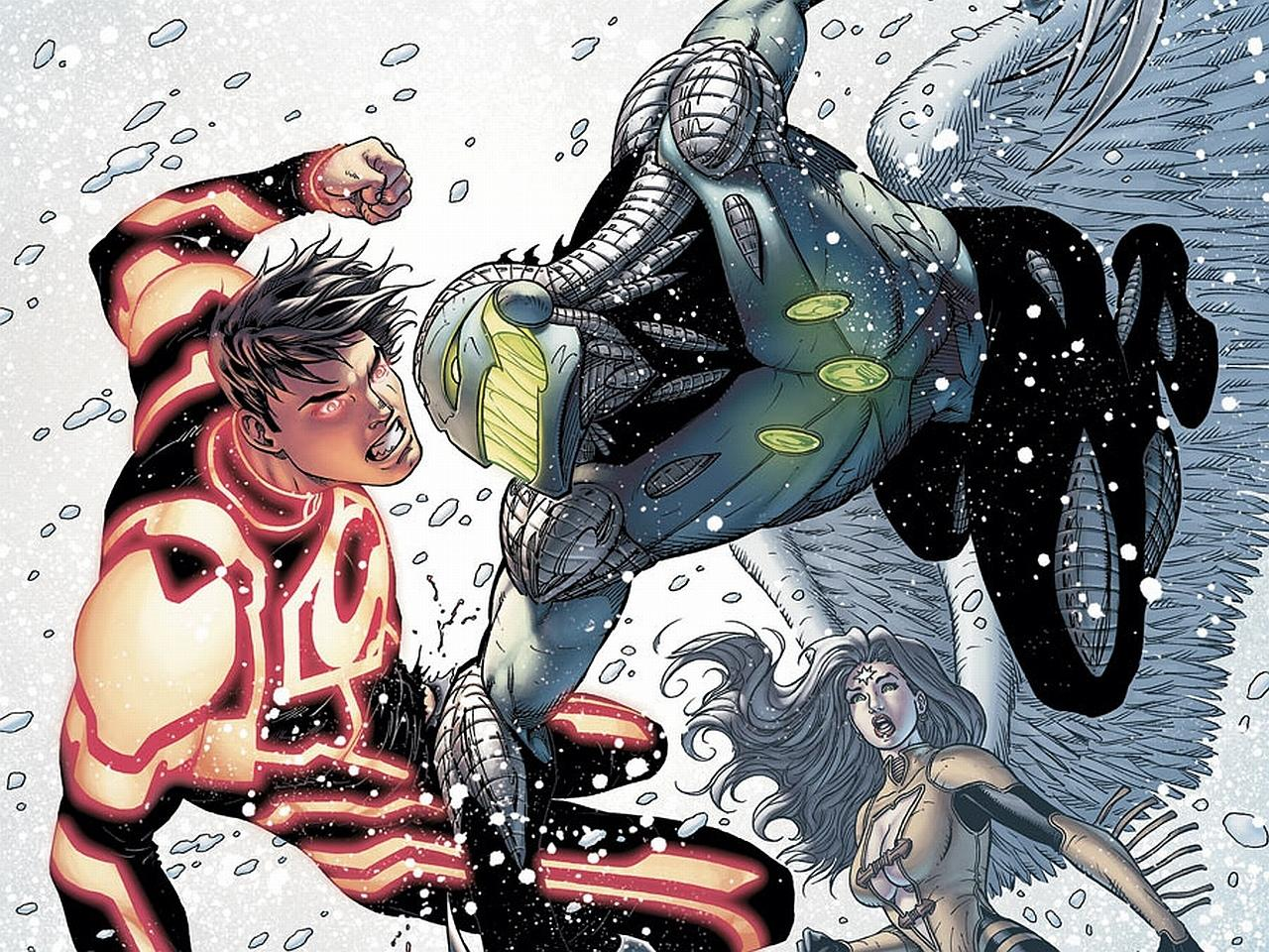 Superboy Comics wallpapers HD quality