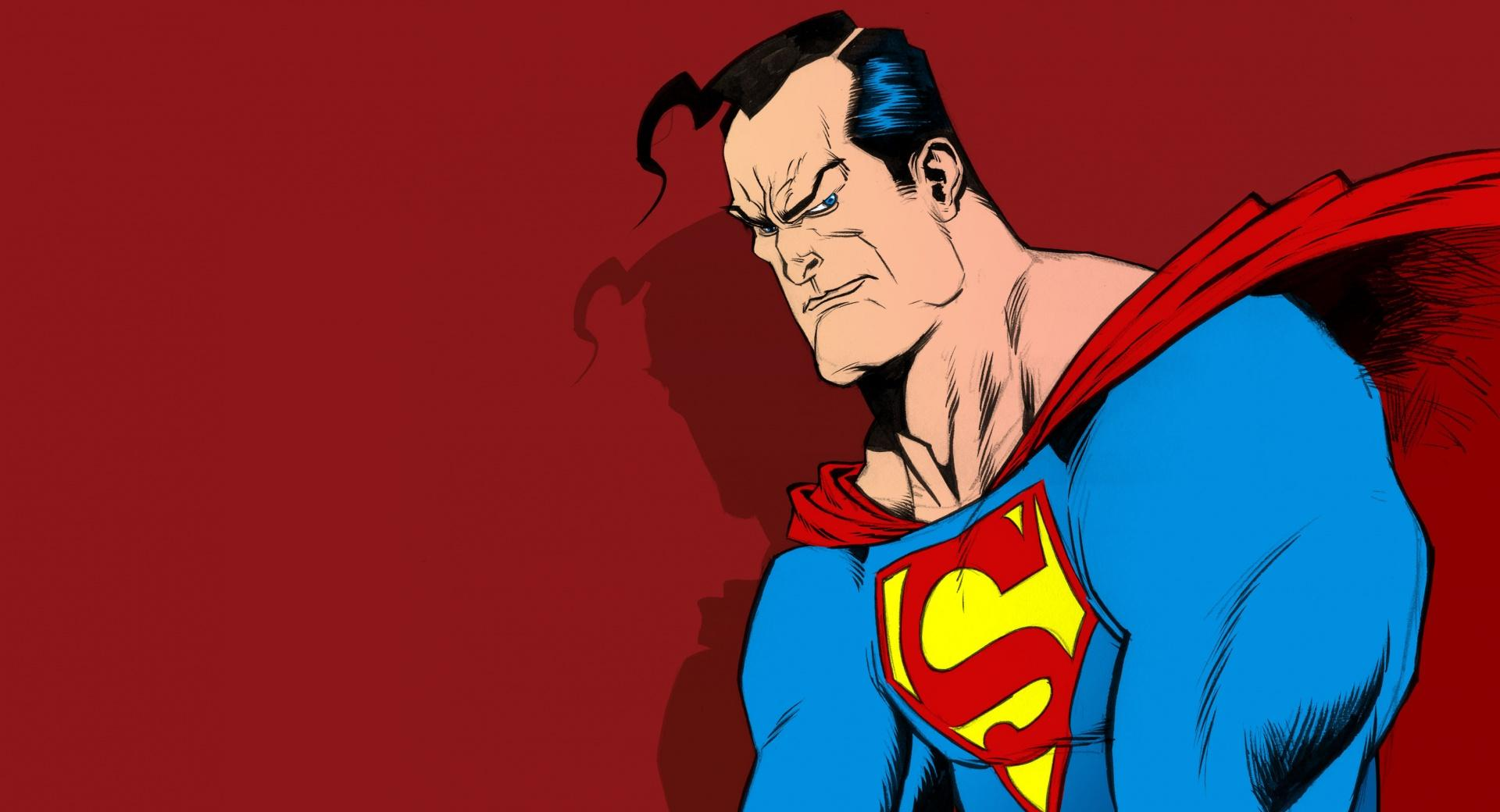 Superman Comic Art wallpapers HD quality