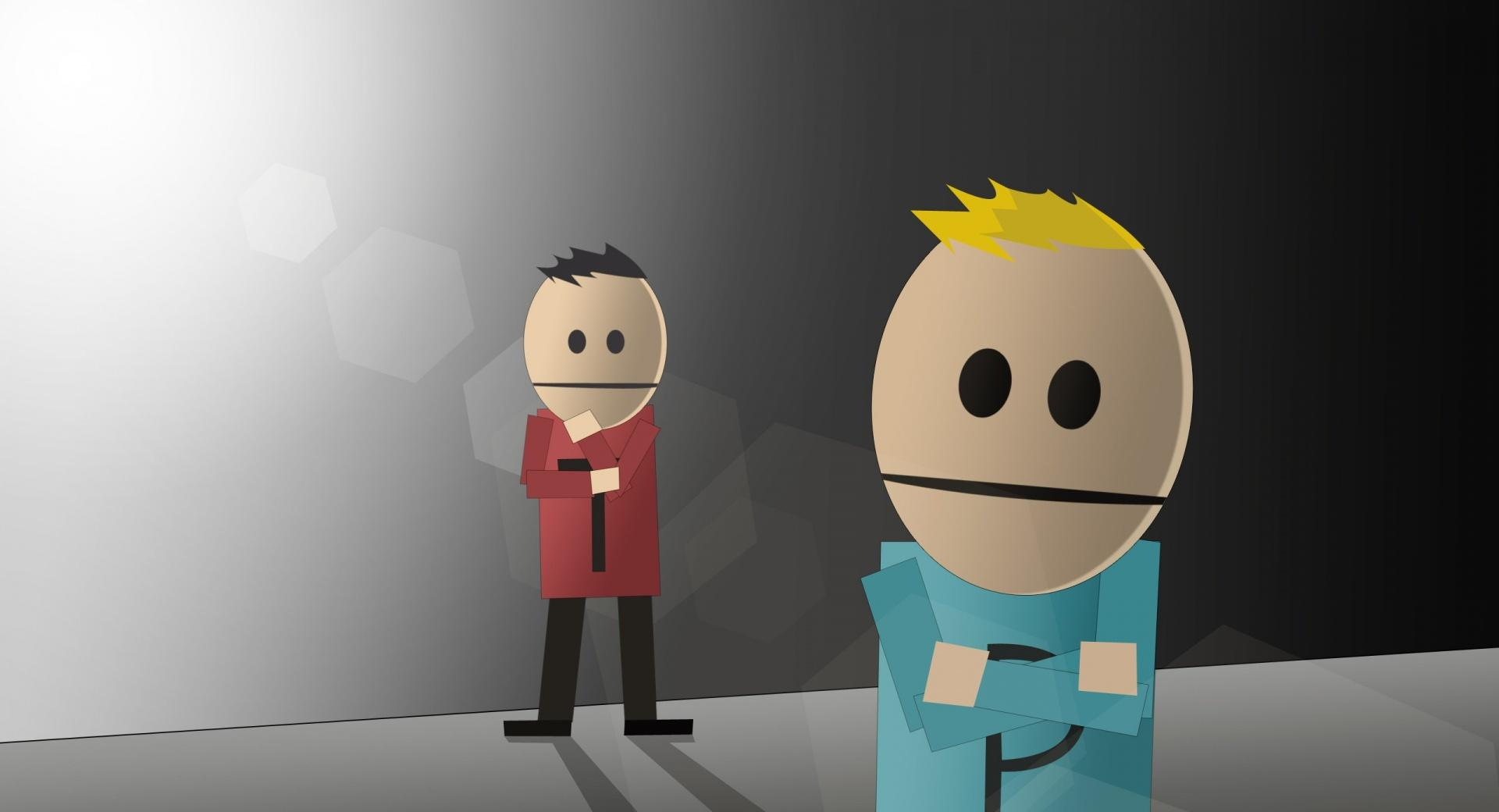 Terence And Philip South Park wallpapers HD quality