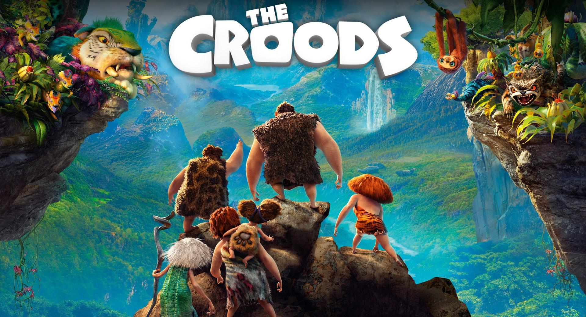 The Croods (2013) wallpapers HD quality