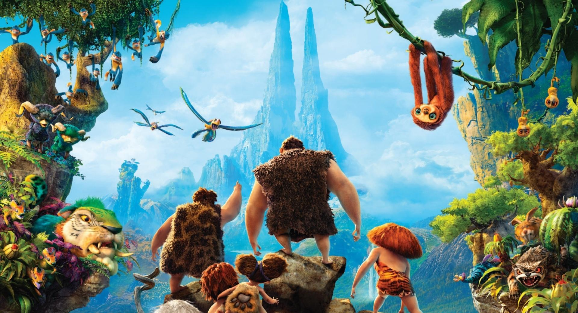 The Croods 2013 Movie wallpapers HD quality