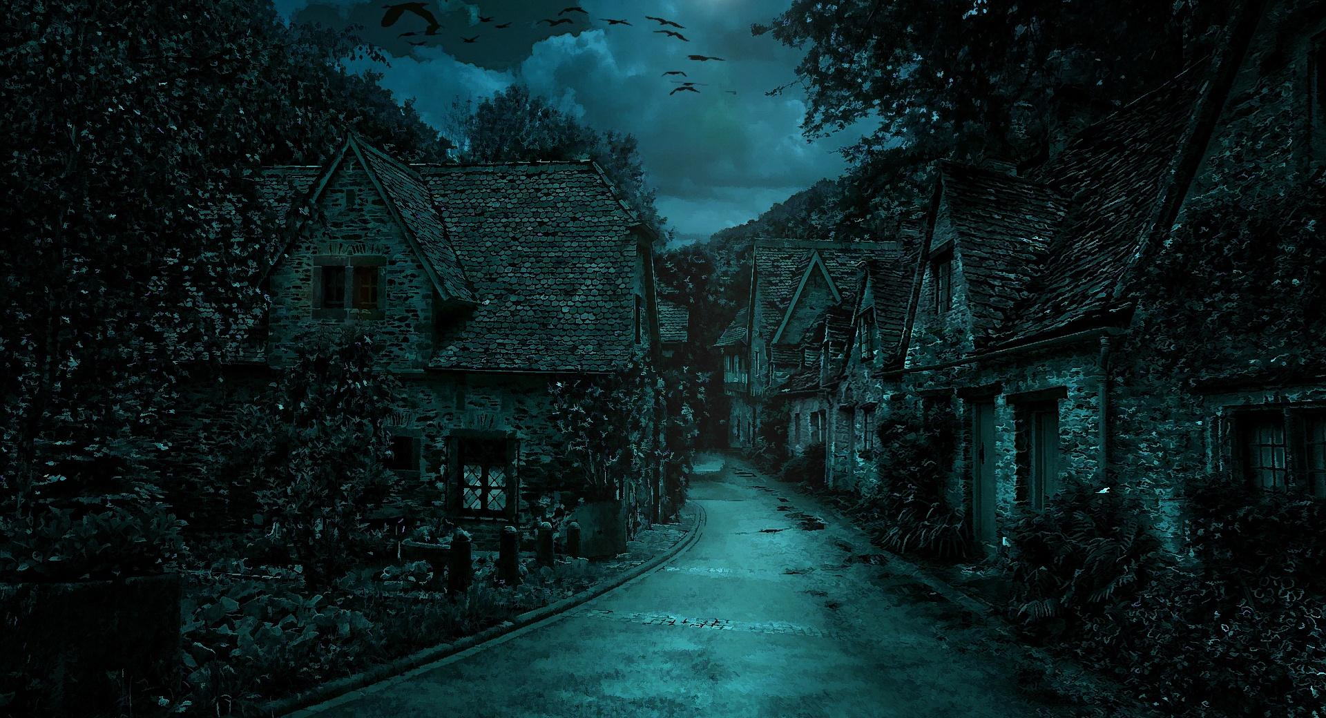 The Dark Village wallpapers HD quality