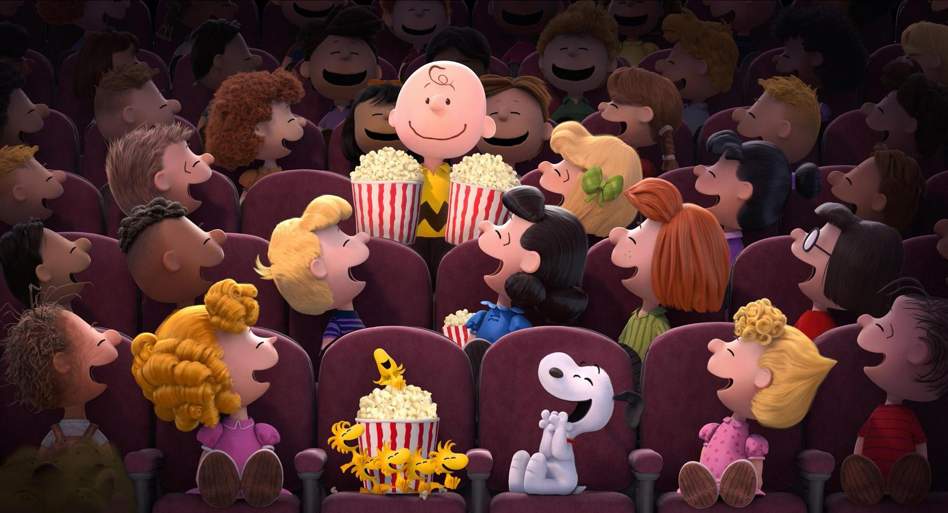 The Peanuts Cinema 2015 wallpapers HD quality