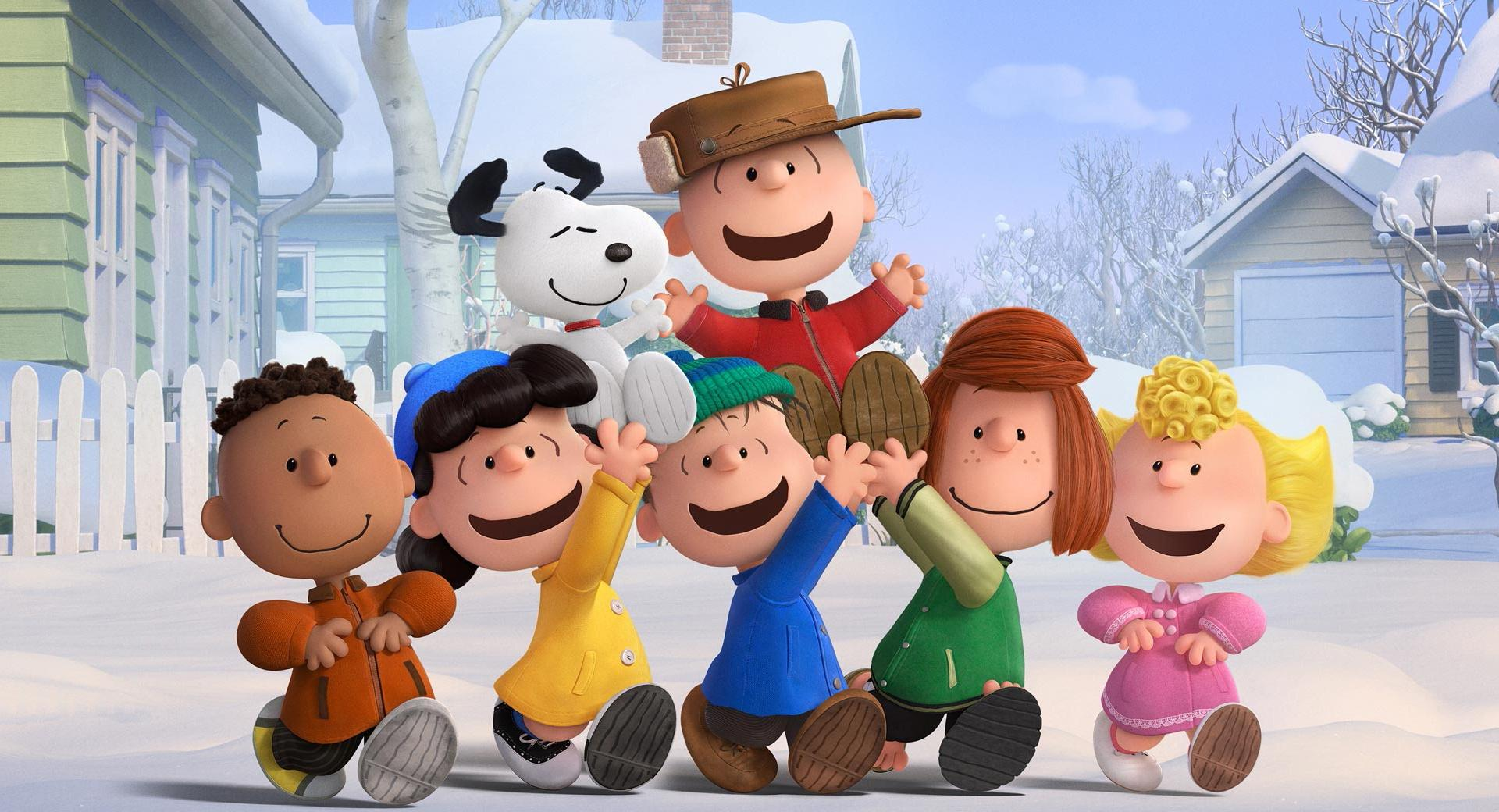 The Peanuts Gang 2015 Movie wallpapers HD quality