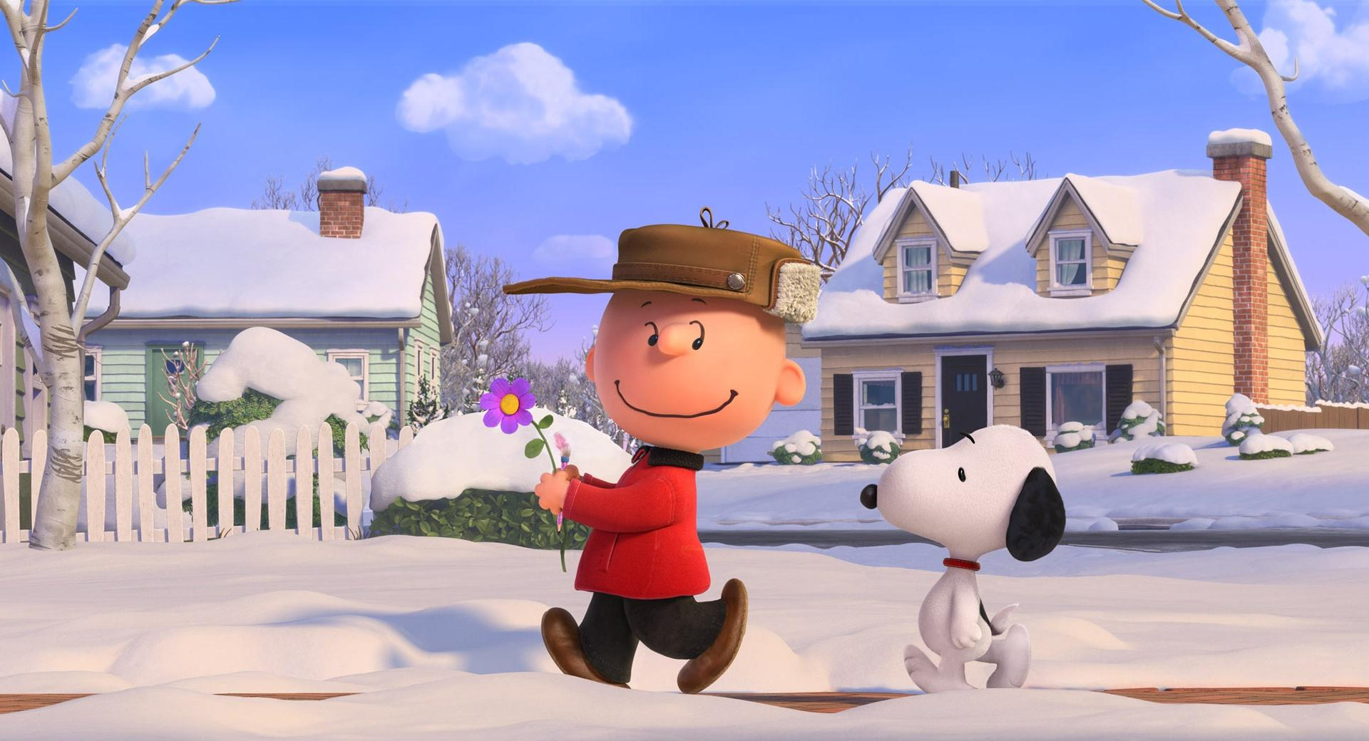 The Peanuts Movie 2015 wallpapers HD quality