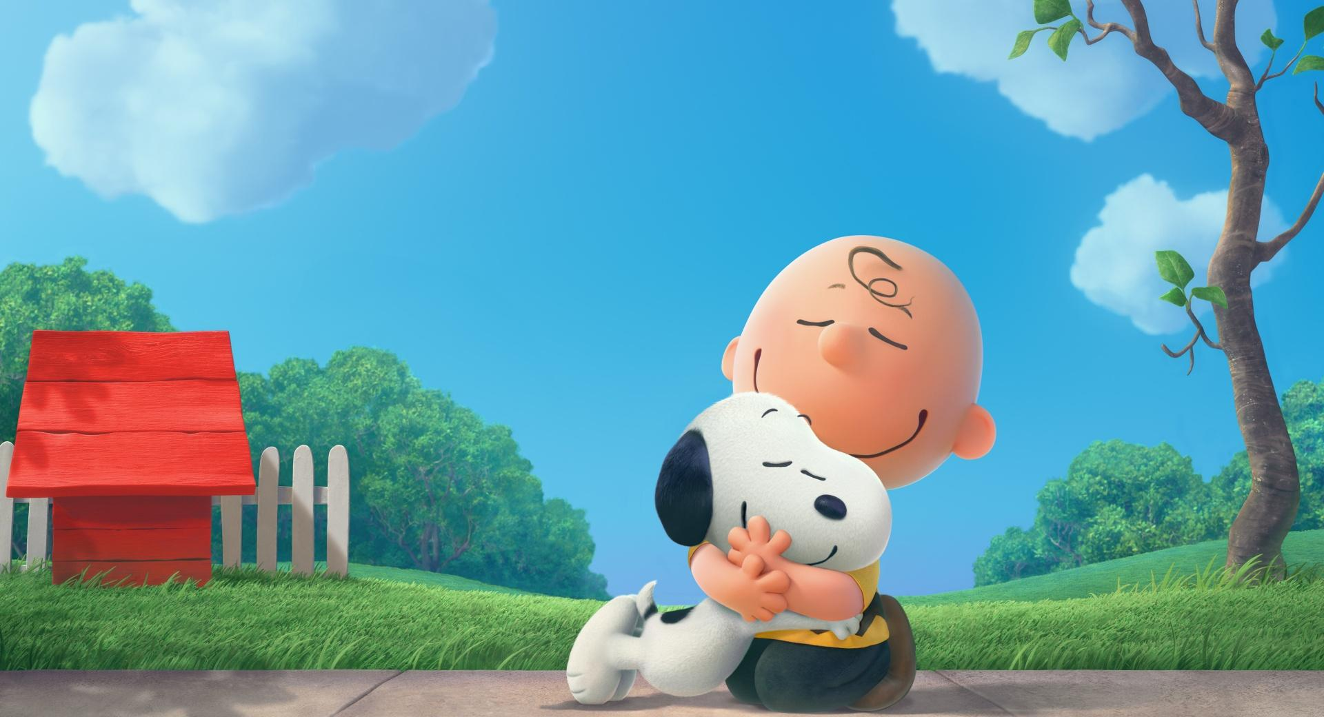 The Peanuts Snoopy and Charlie 2015 Movie wallpapers HD quality