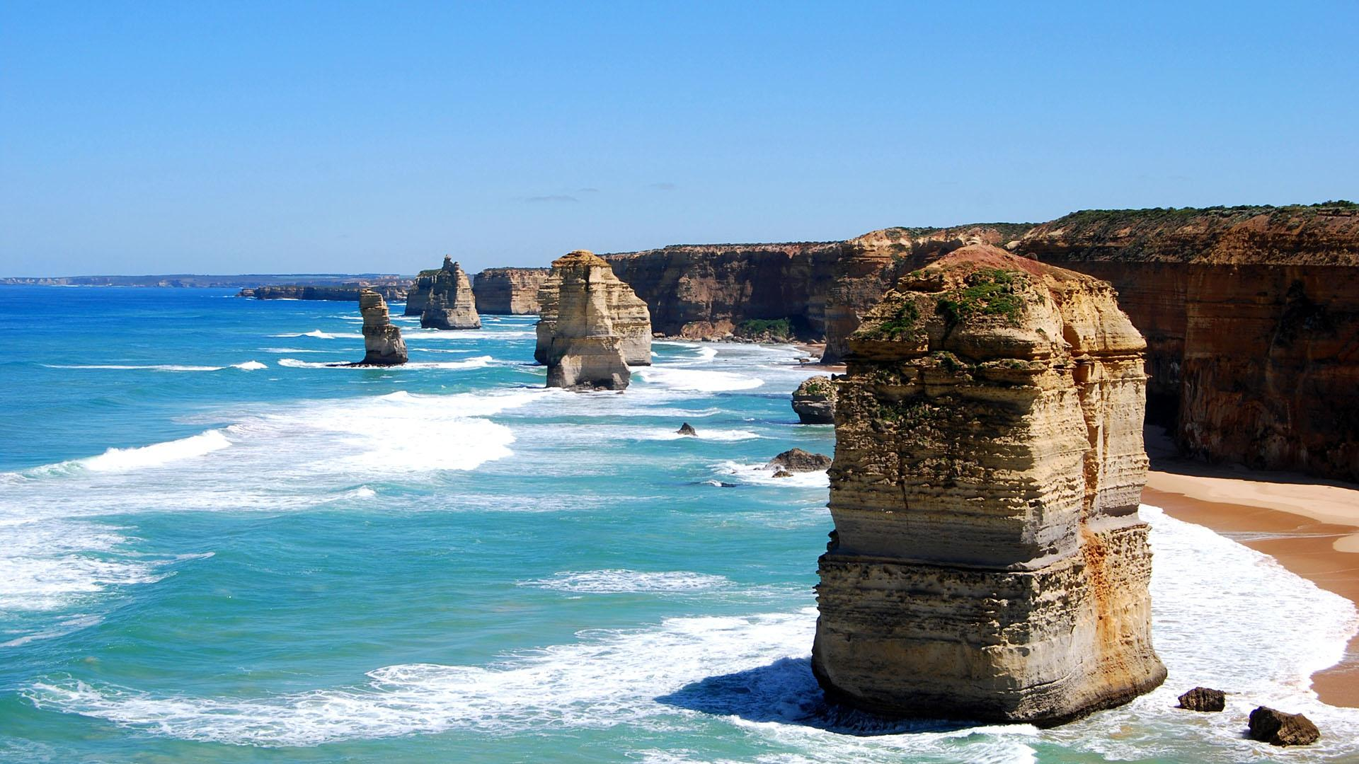 The Twelve Apostles wallpapers HD quality