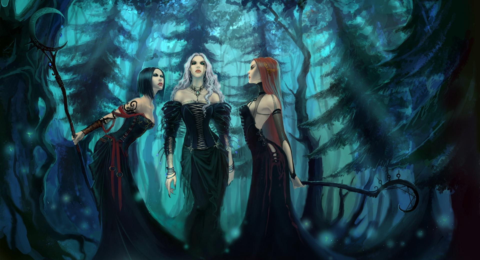 Three Witches wallpapers HD quality