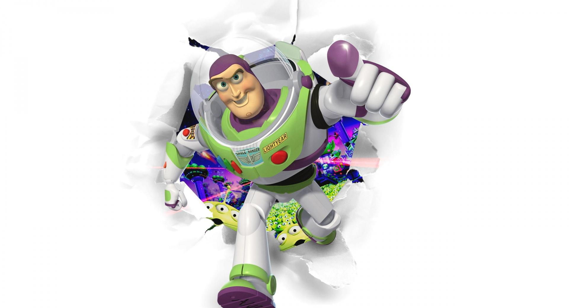 Toy Story, Buzz Lightyear wallpapers HD quality